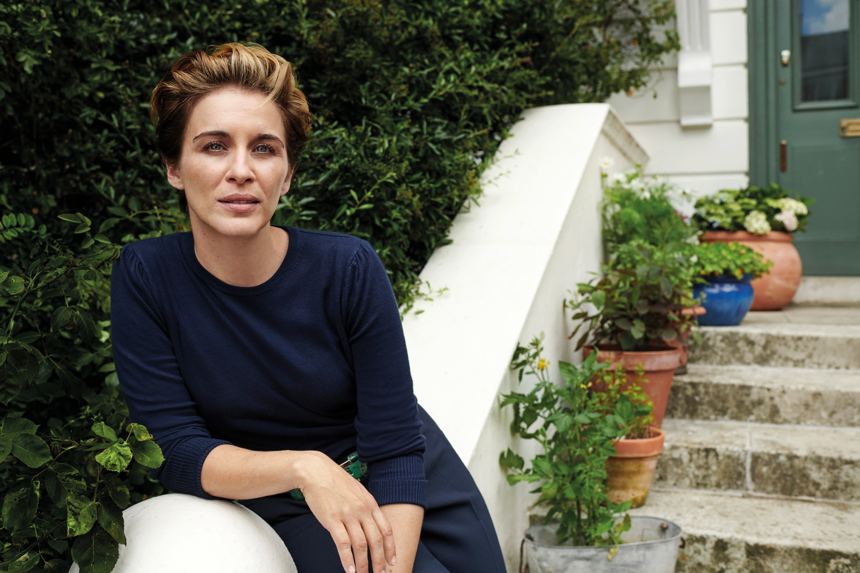 Vicky McClure in the M&S autumn campaign