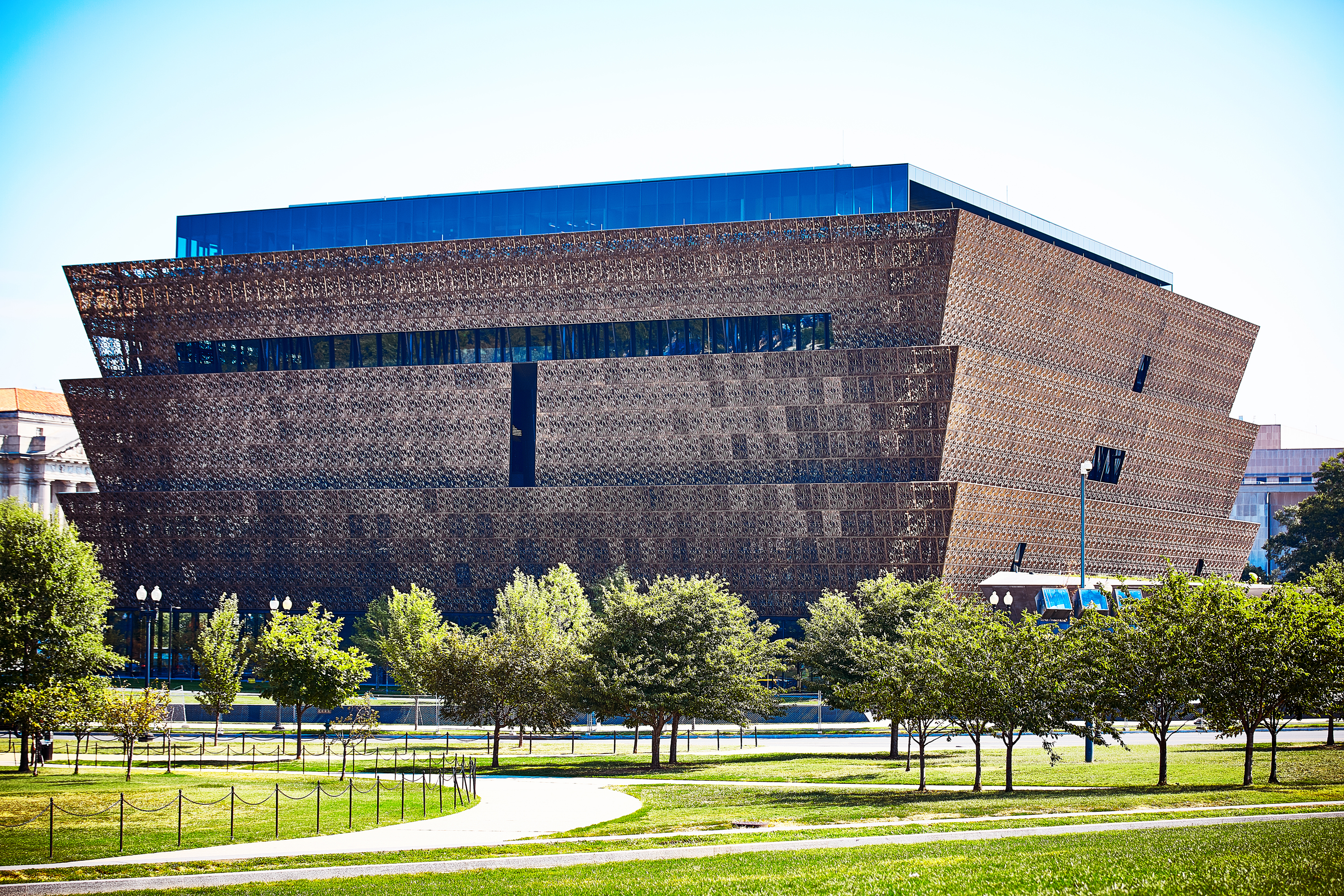 National Museum of African American History & Culture, Smithsonian Museum (Washington.org/PA)