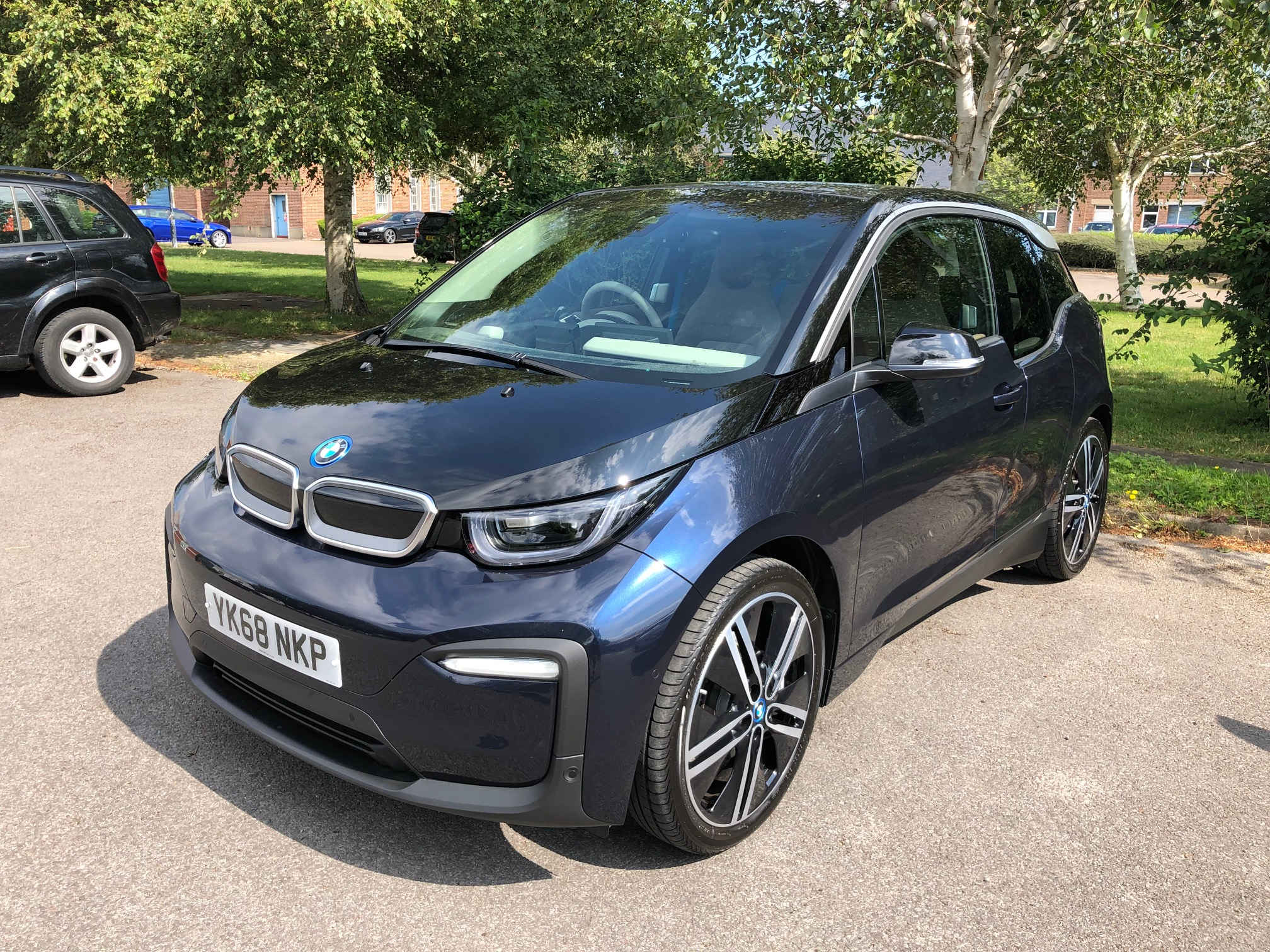 Long Term Report Learning To Live With An Electric Bmw Express Star