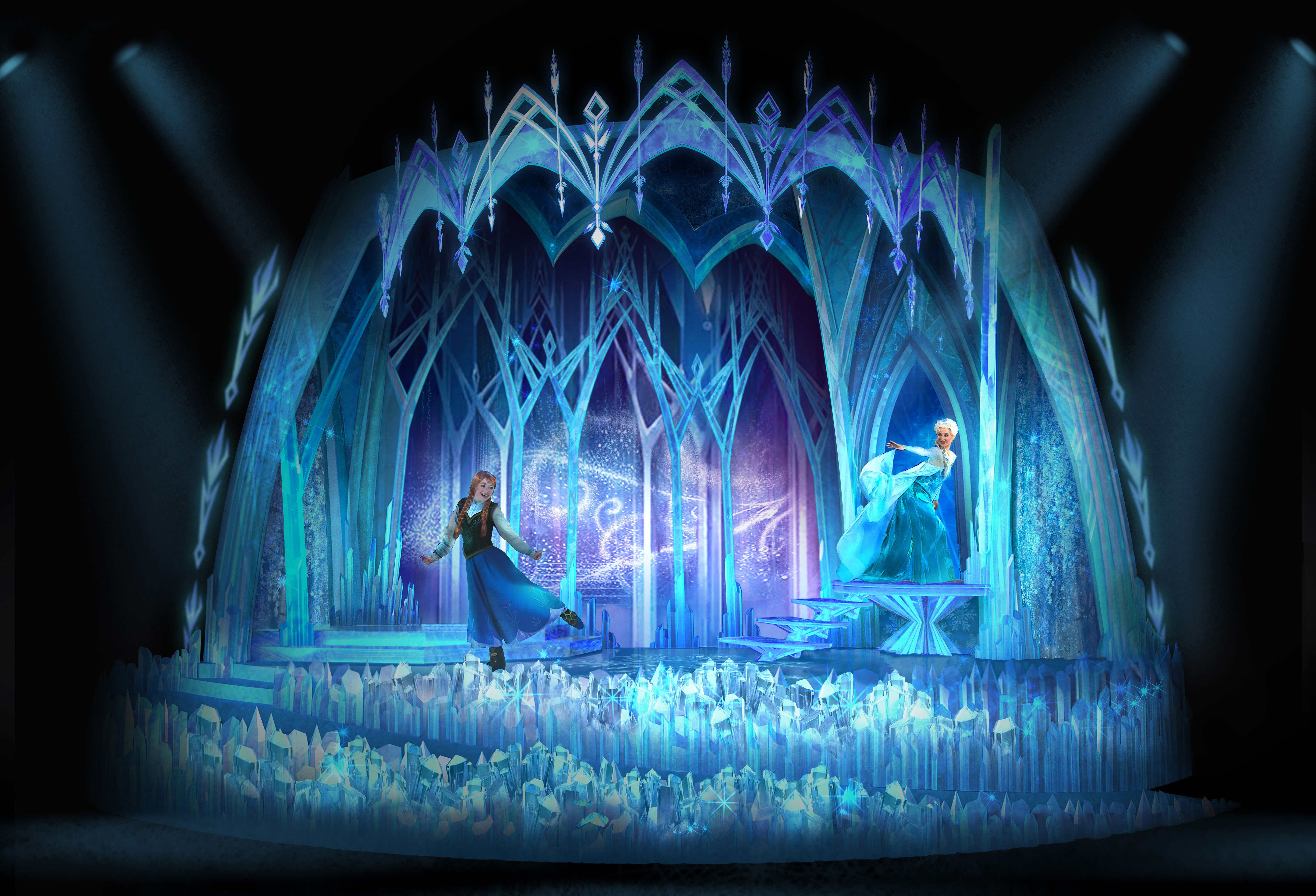Frozen: A Musical Celebration (Disney/PA)