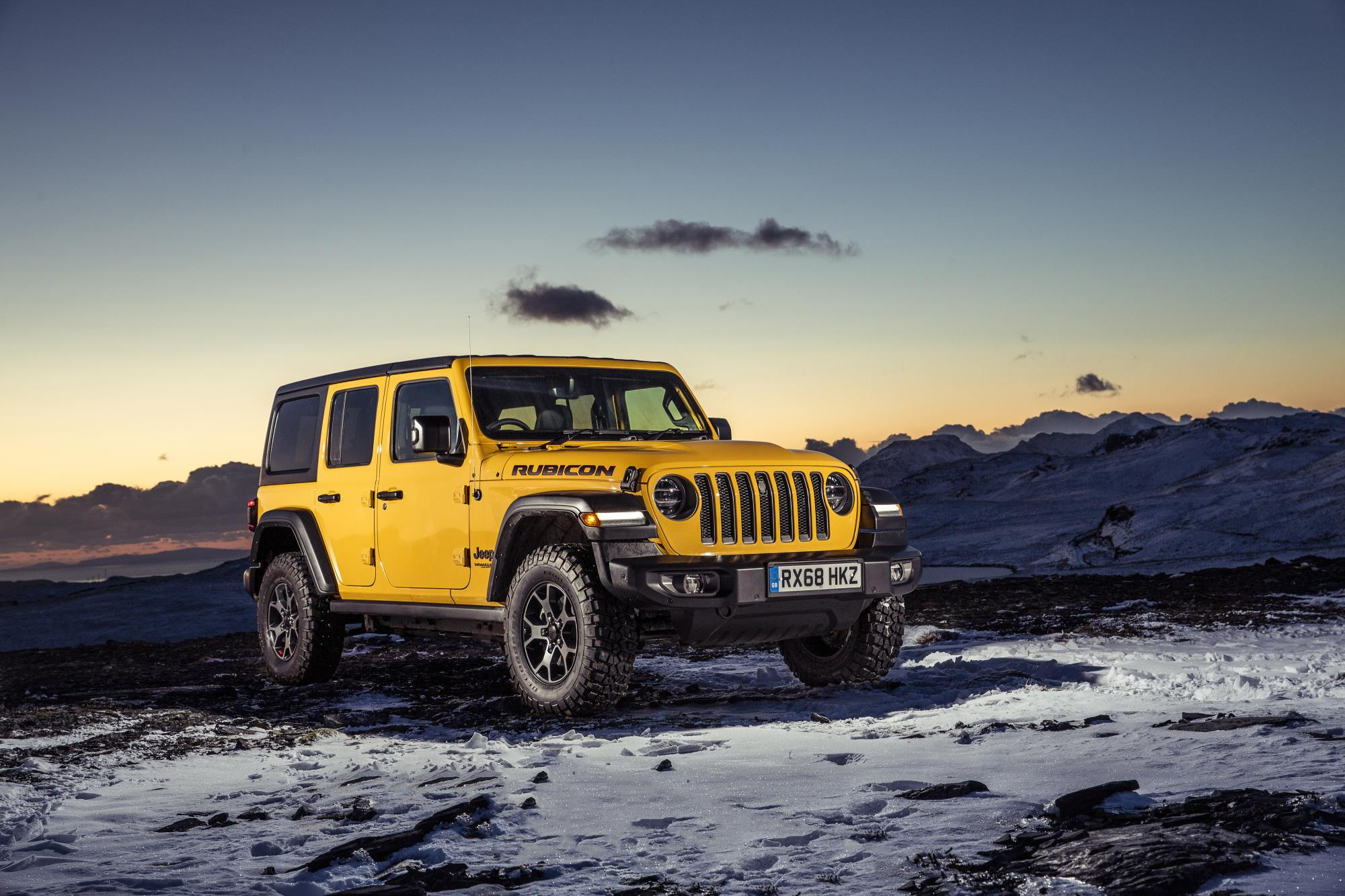 Jeep's latest Wrangler is the latest version of the firm's icon