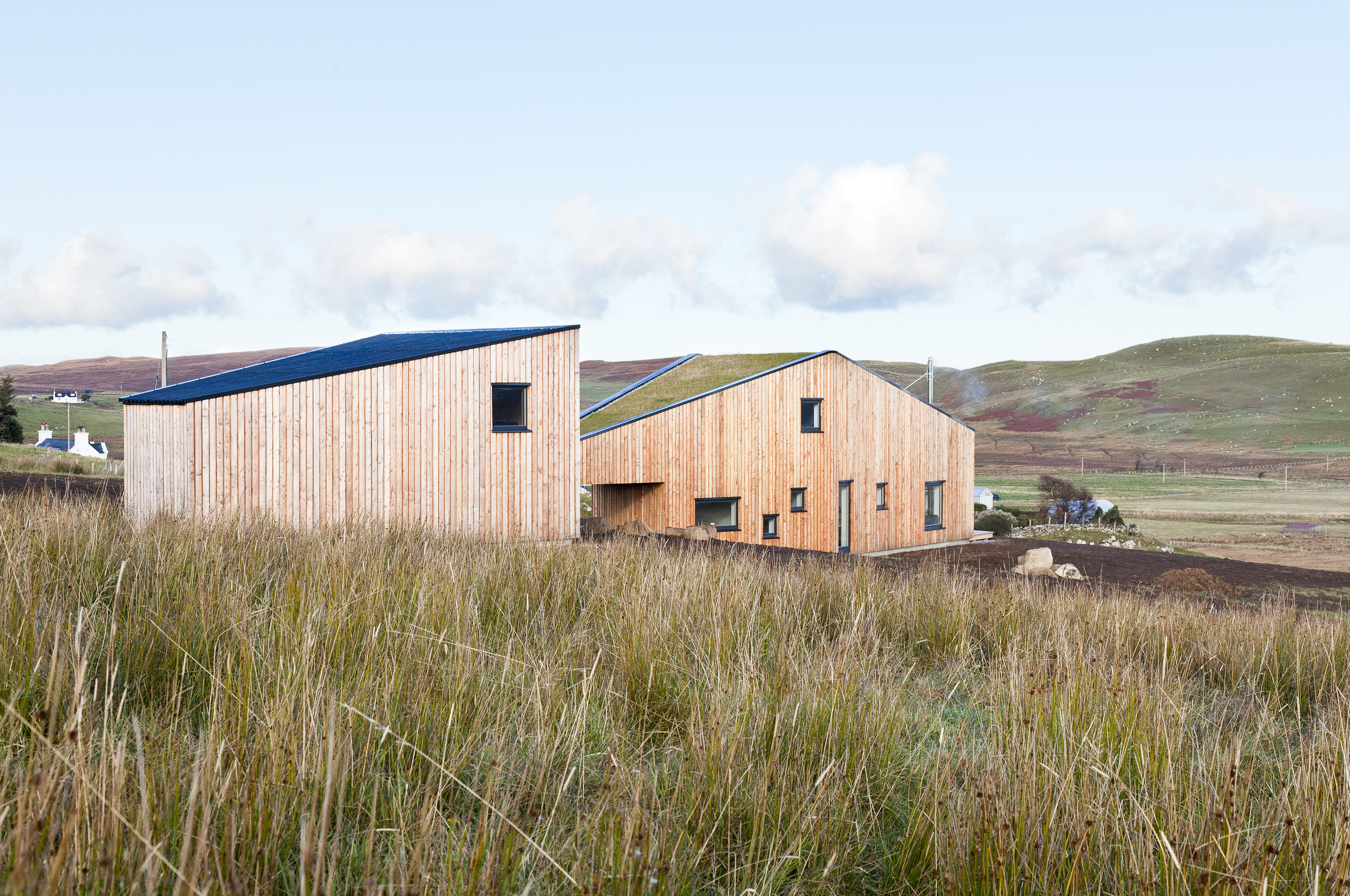 Isle of Skye House, Grand Designs