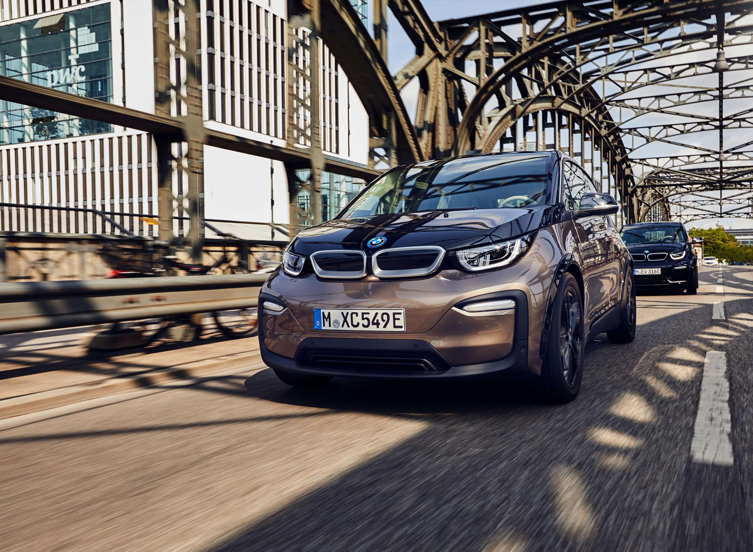 BMW's i3 combines low running costs and solid build quality