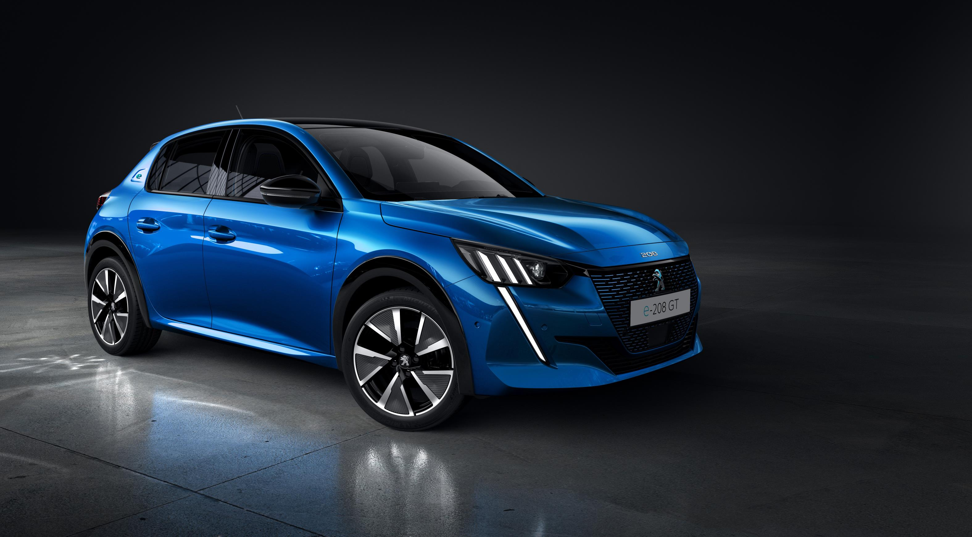 The Peugeot e-208 aims to provide everything a regular hatchback can