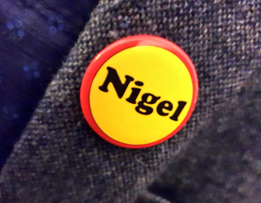 Nigel badge