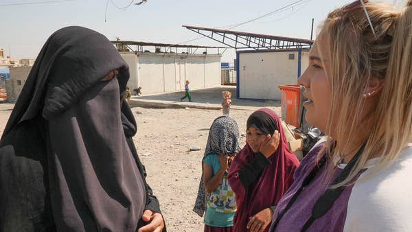 Daughter of aid worker murdered by IS terrorists travels to Syria for closure