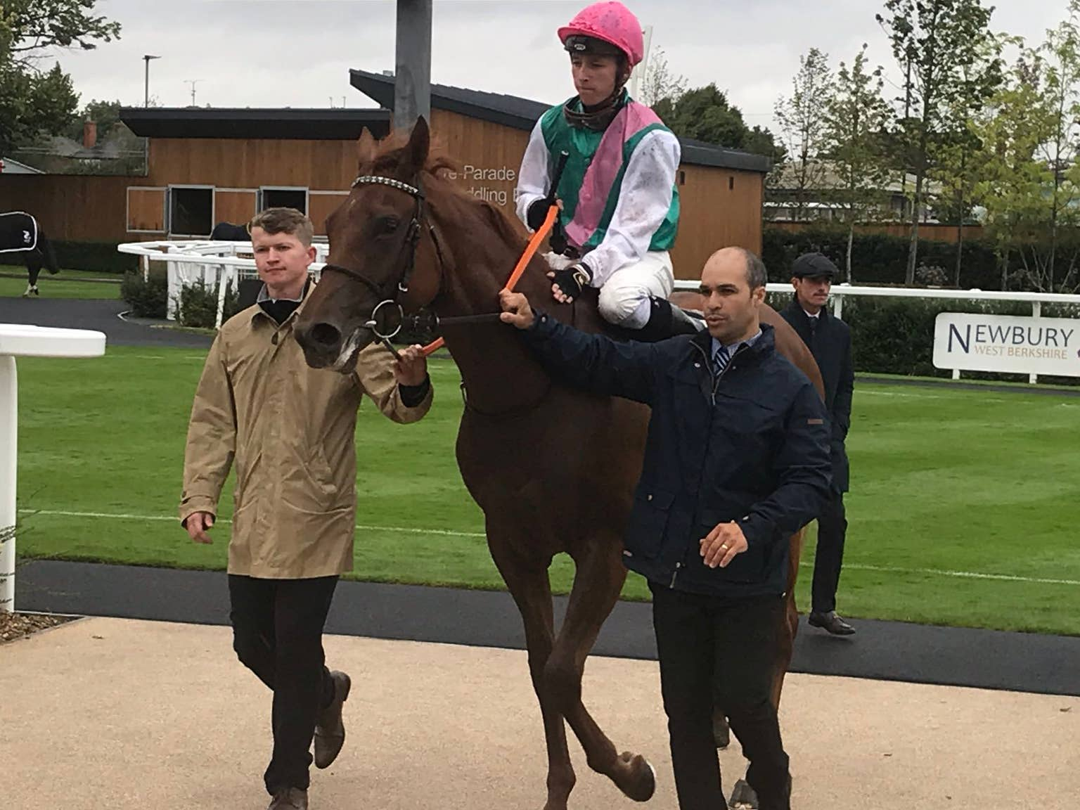 Quadrilateral faces a stern examination of her Classic credentials at Newmarket (Graham Clark)