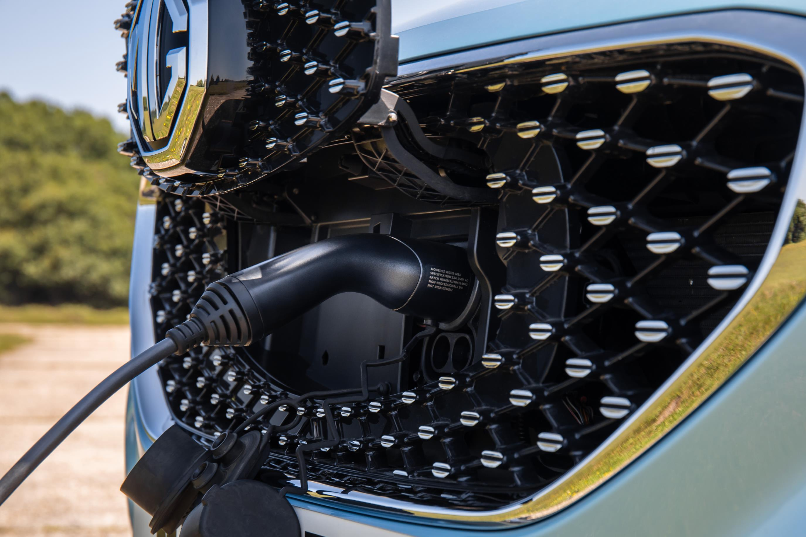 Electric cars are becoming easier to charge
