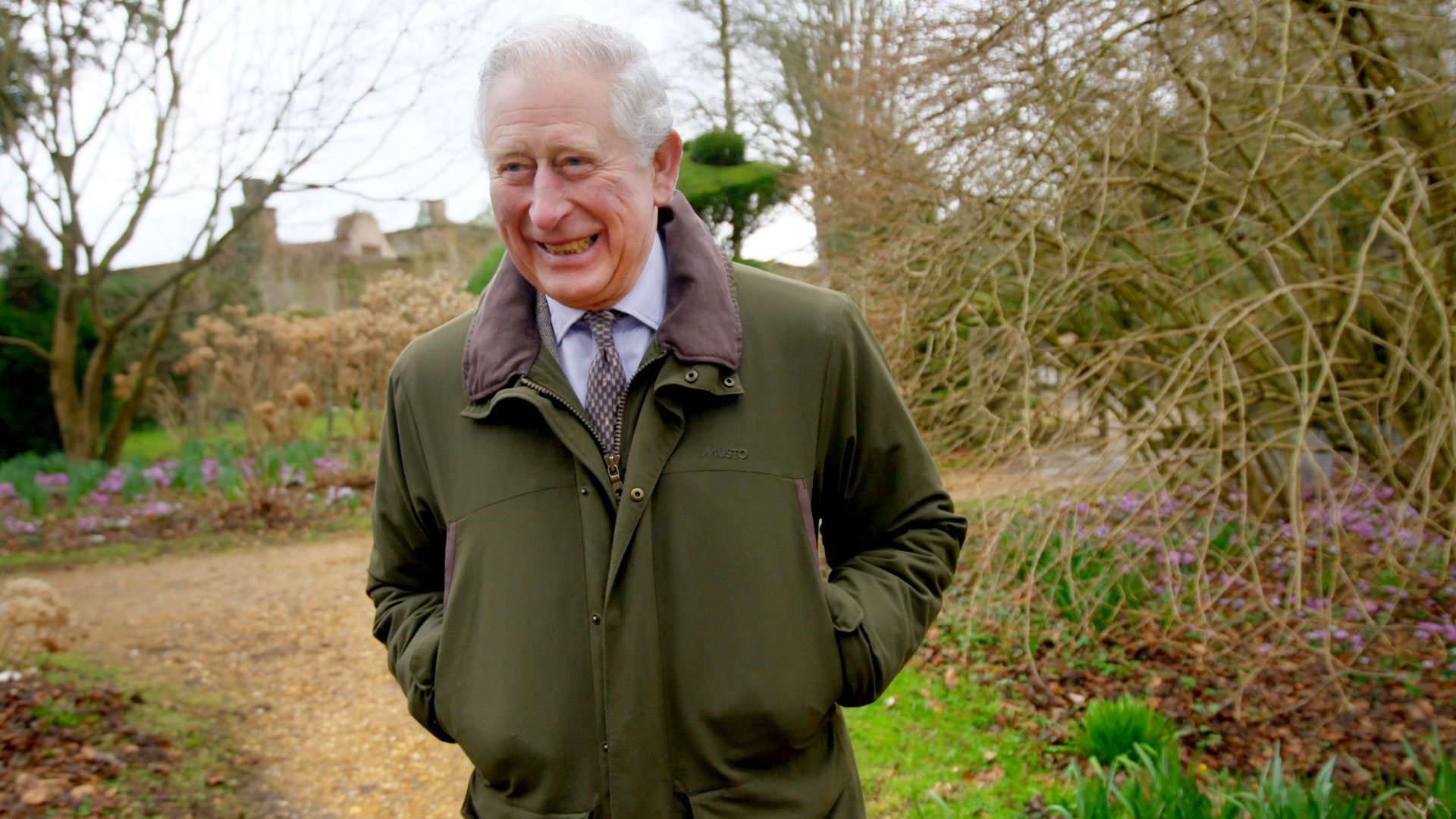 The Prince of Wales in the Duchy of Cornwall documentary