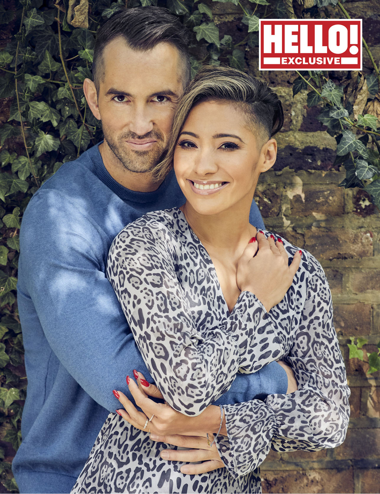 David Webb and Karen Hauer