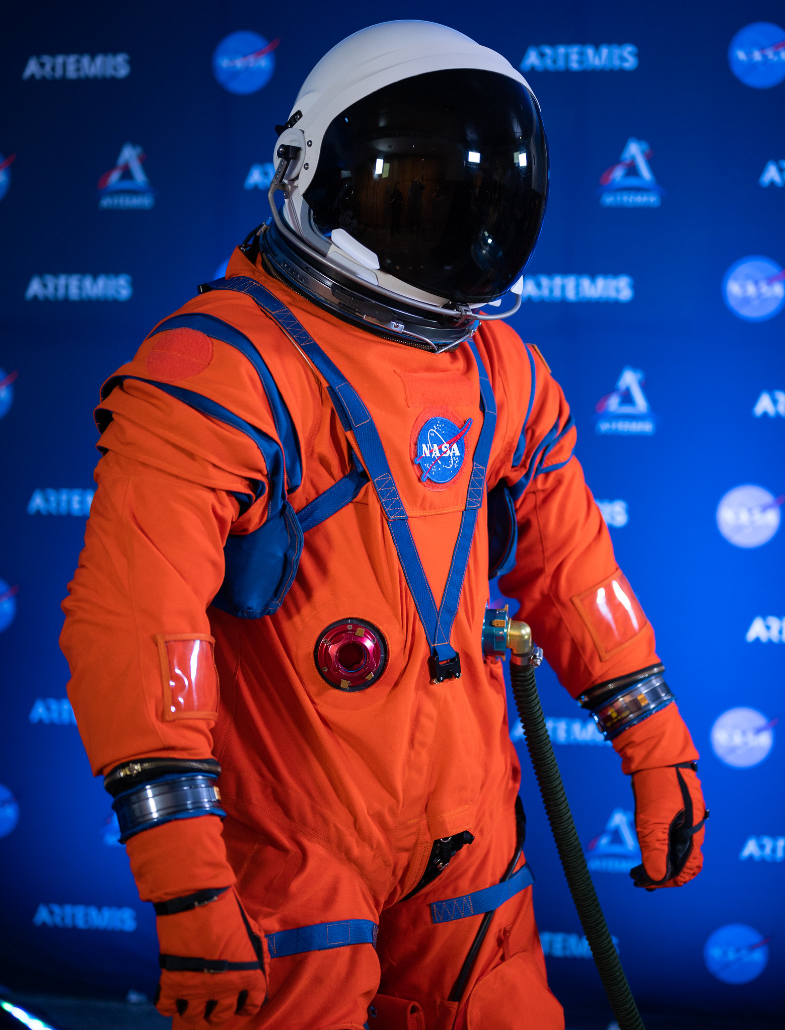 Nasa's new spacesuits