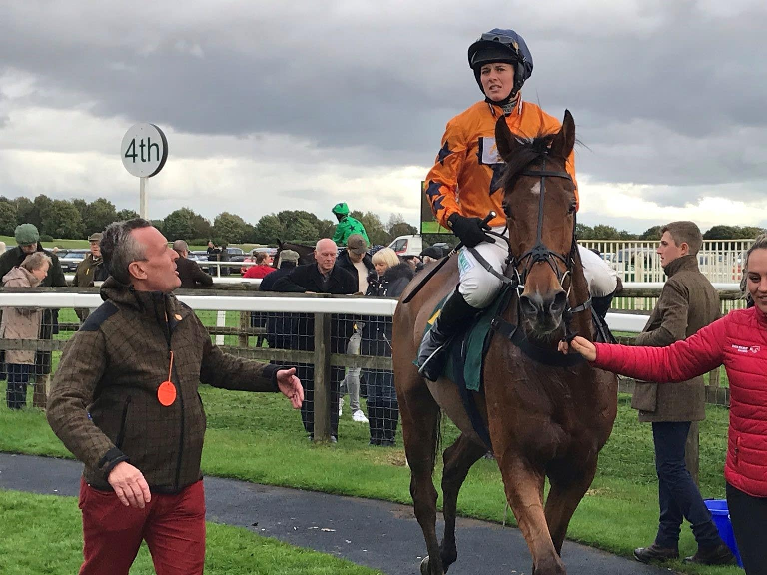 Redzor made a winning chasing debut (Graham Clark)