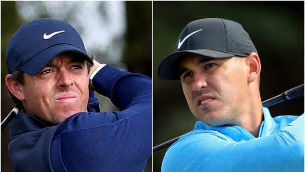 McIlroy: Koepka doesn't need to remind me it's been a while since I won a major