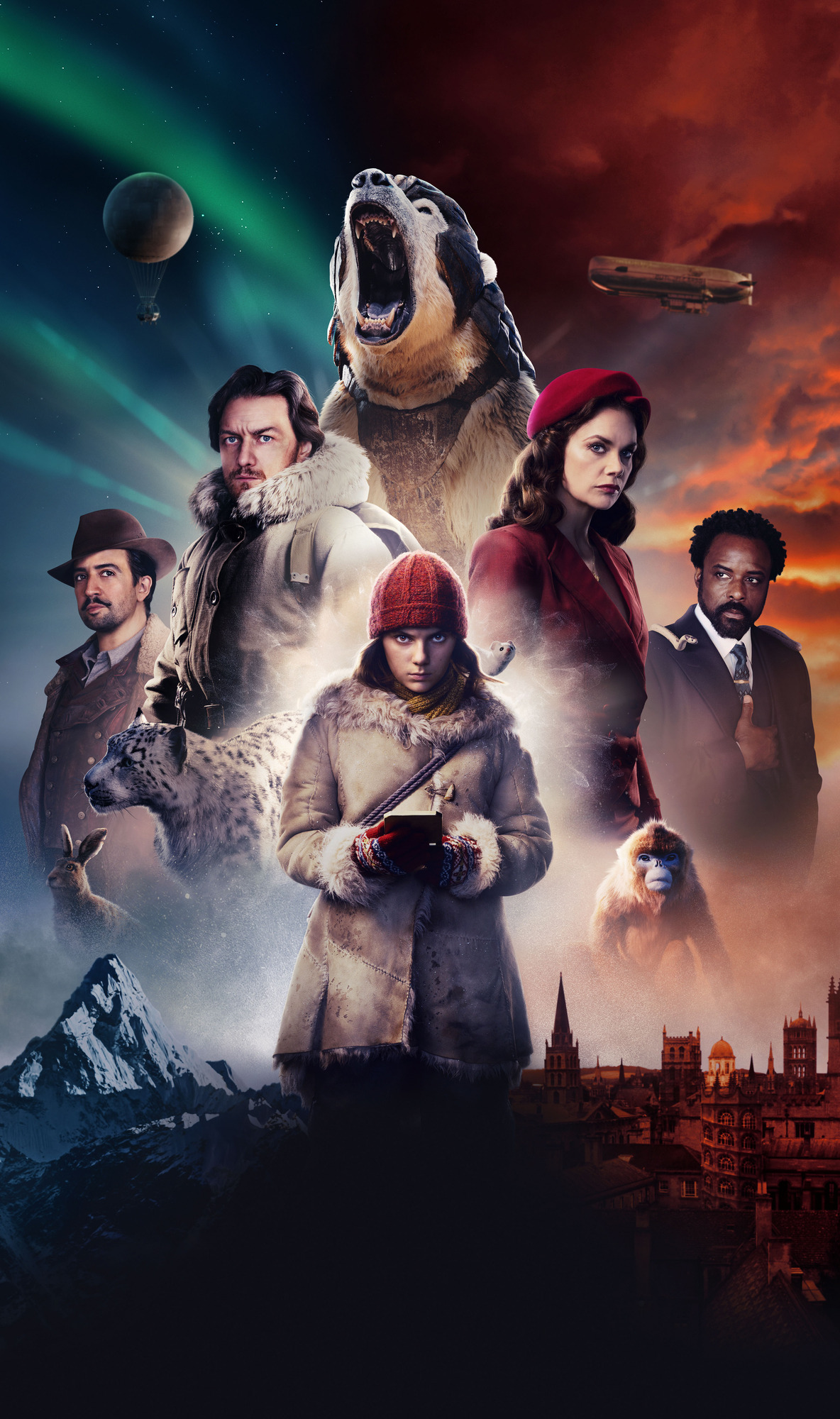 His Dark Materials is about to air on BBC One