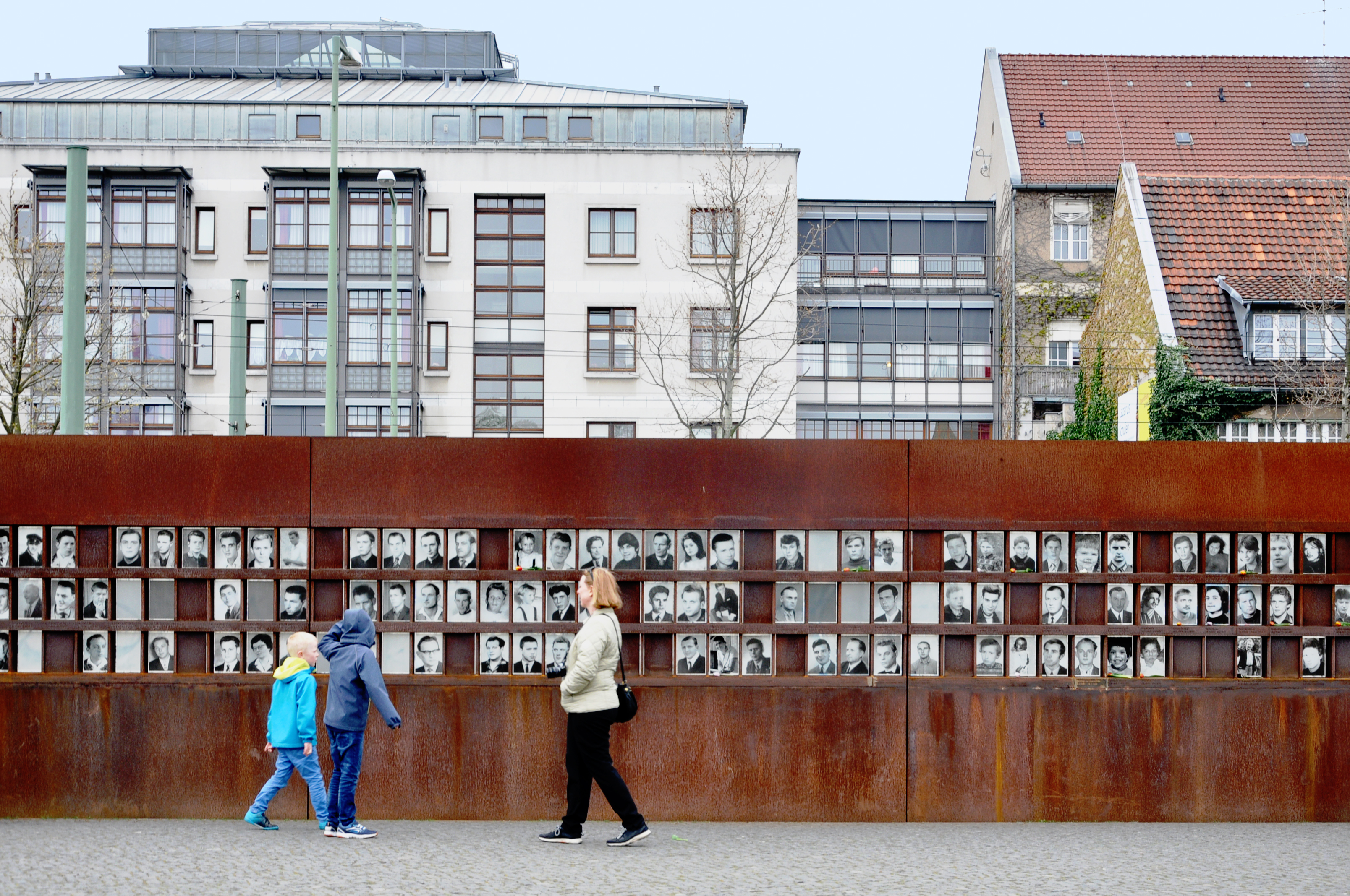 Monument of the Berlin Wall