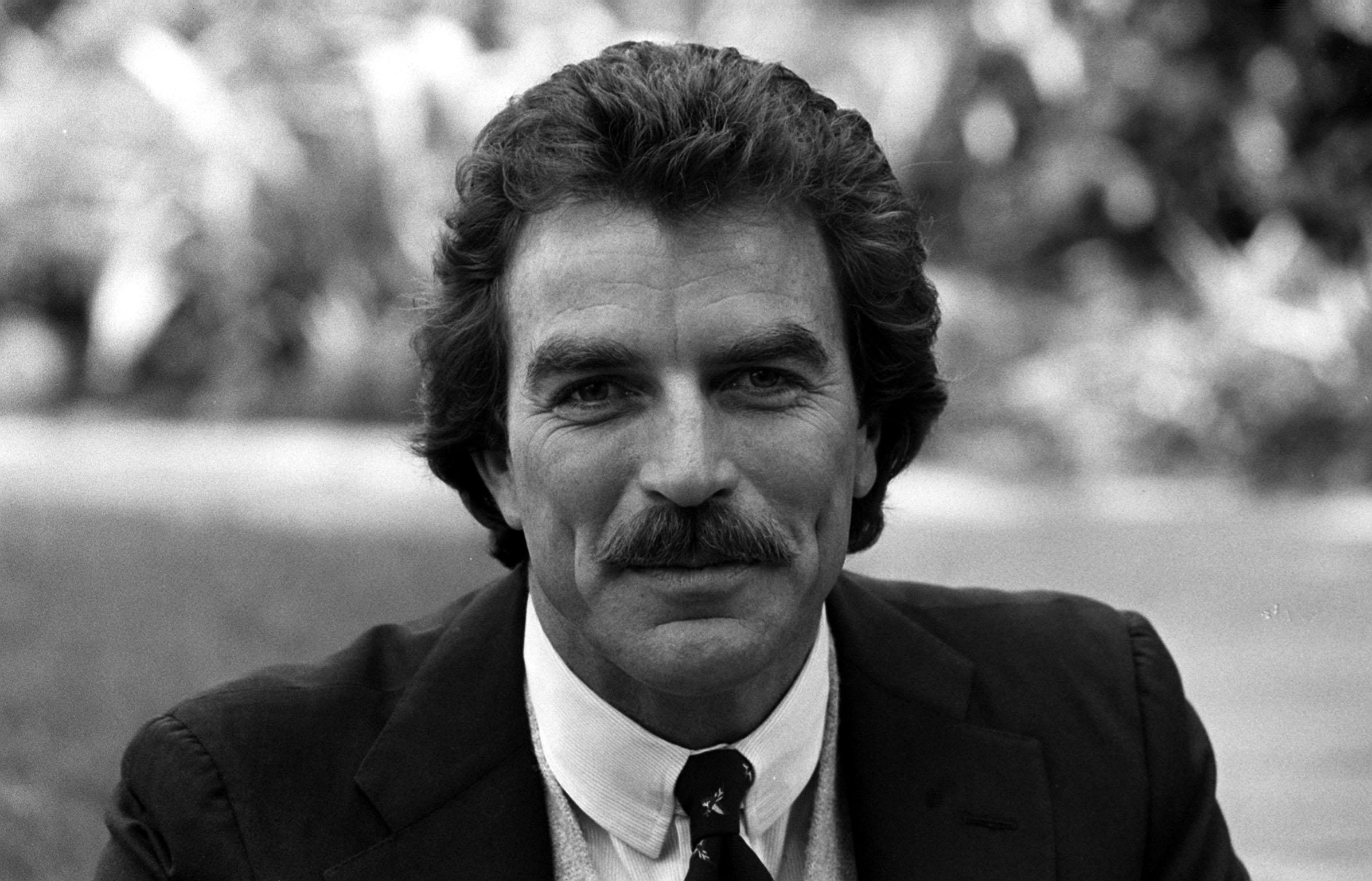 Tom Selleck 1985