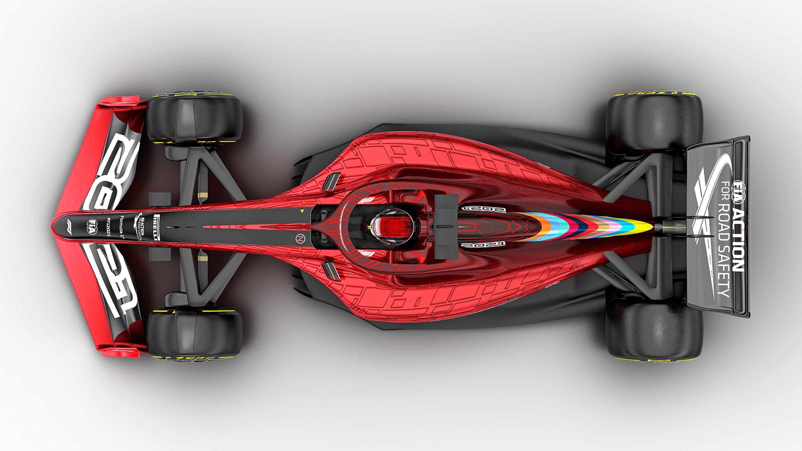 Formula 1's drastic 2021 rule change explained - AOL
