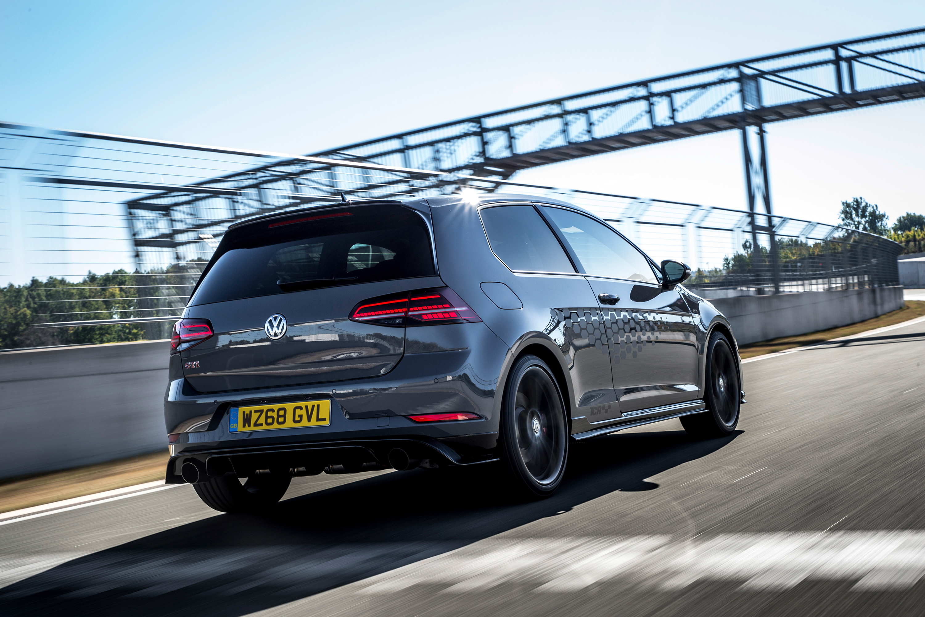 The TCR took pointers from touring cars