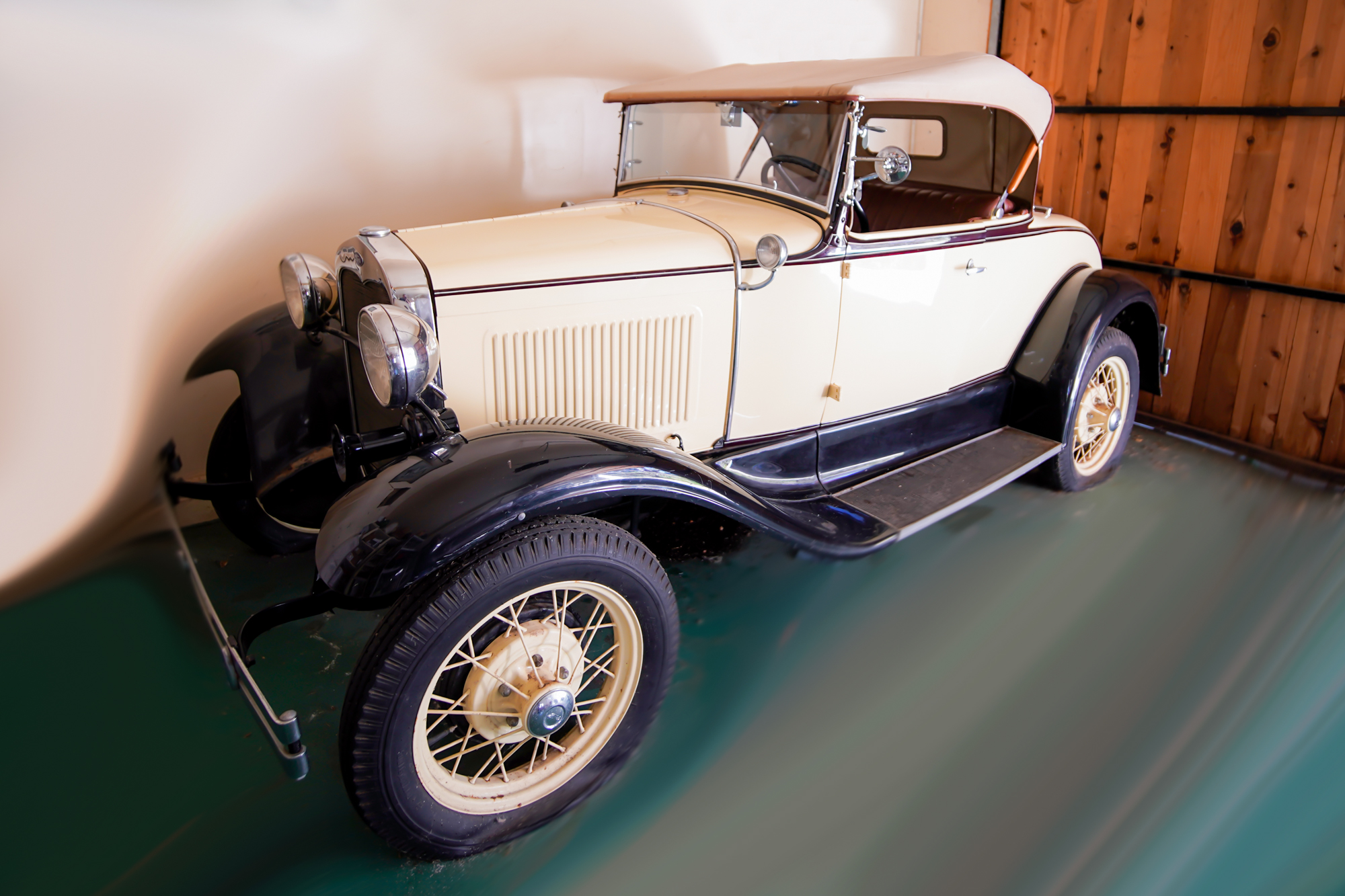 Doris Day's 1930 Ford convertible