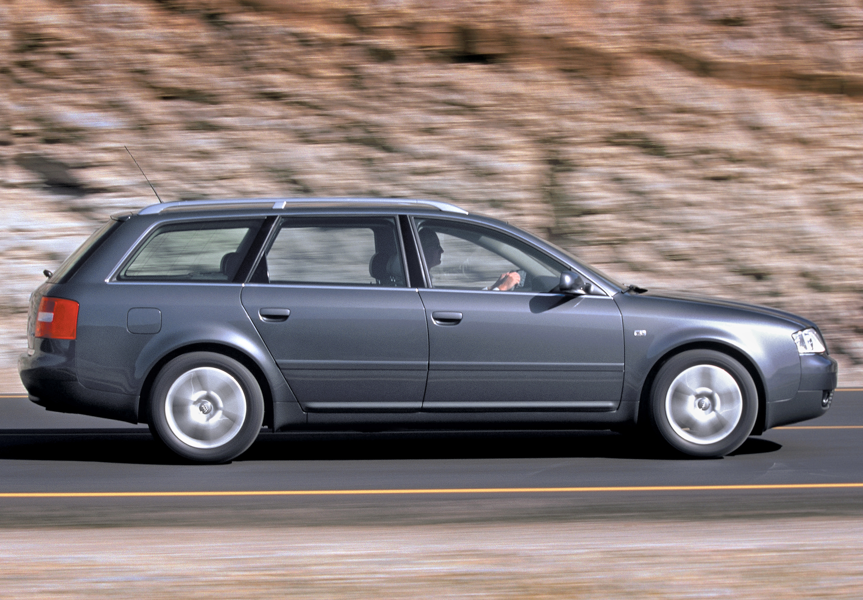 Audi's A6 Avant combines practicality and great build quality