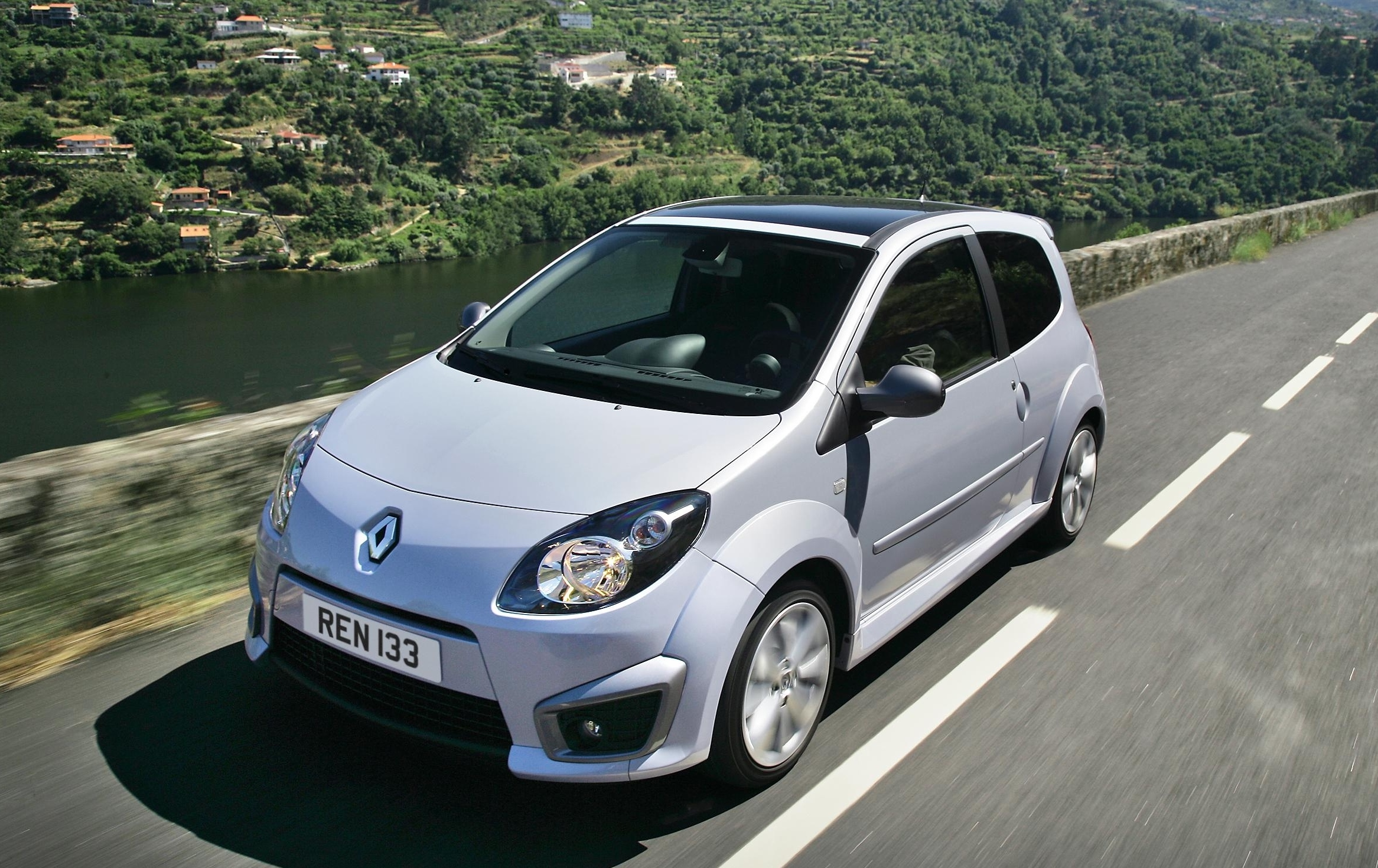 Renaultsport's Twingo was a hoot in the bends