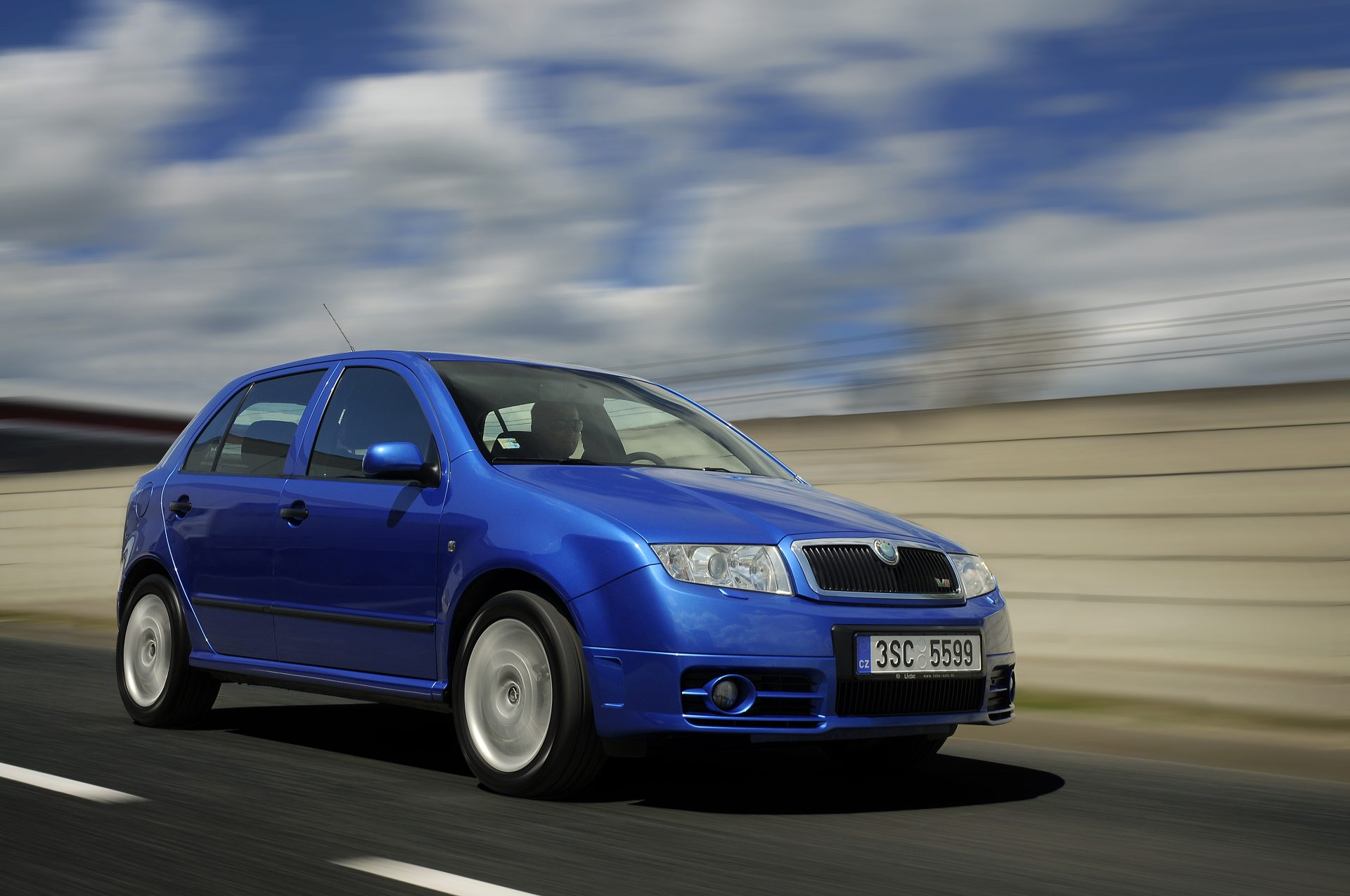 The Skoda Fabia vRS packed performance in an understated package