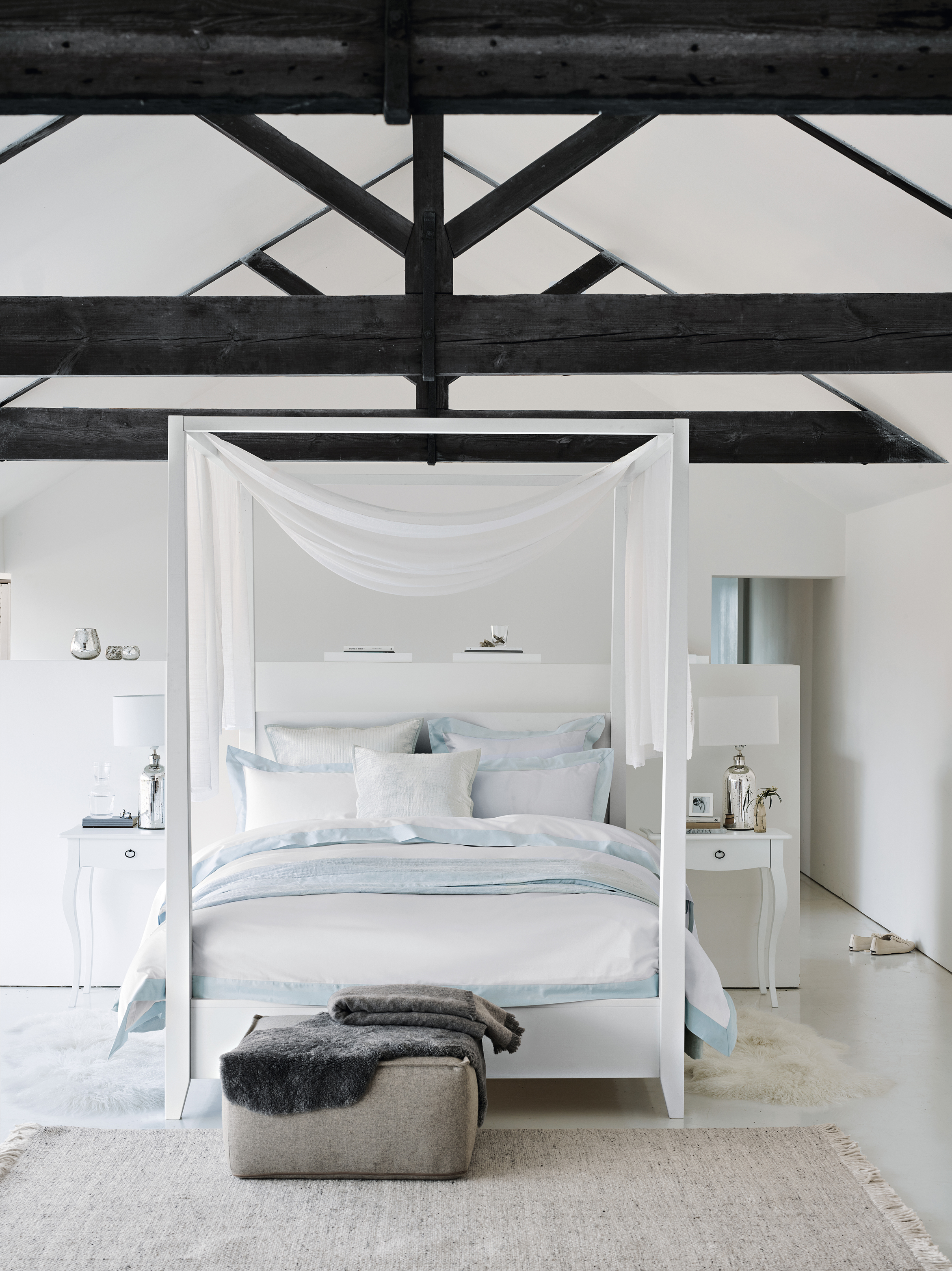 How To Create A Calm Tranquil Home According To The White Company S Chrissie Rucker