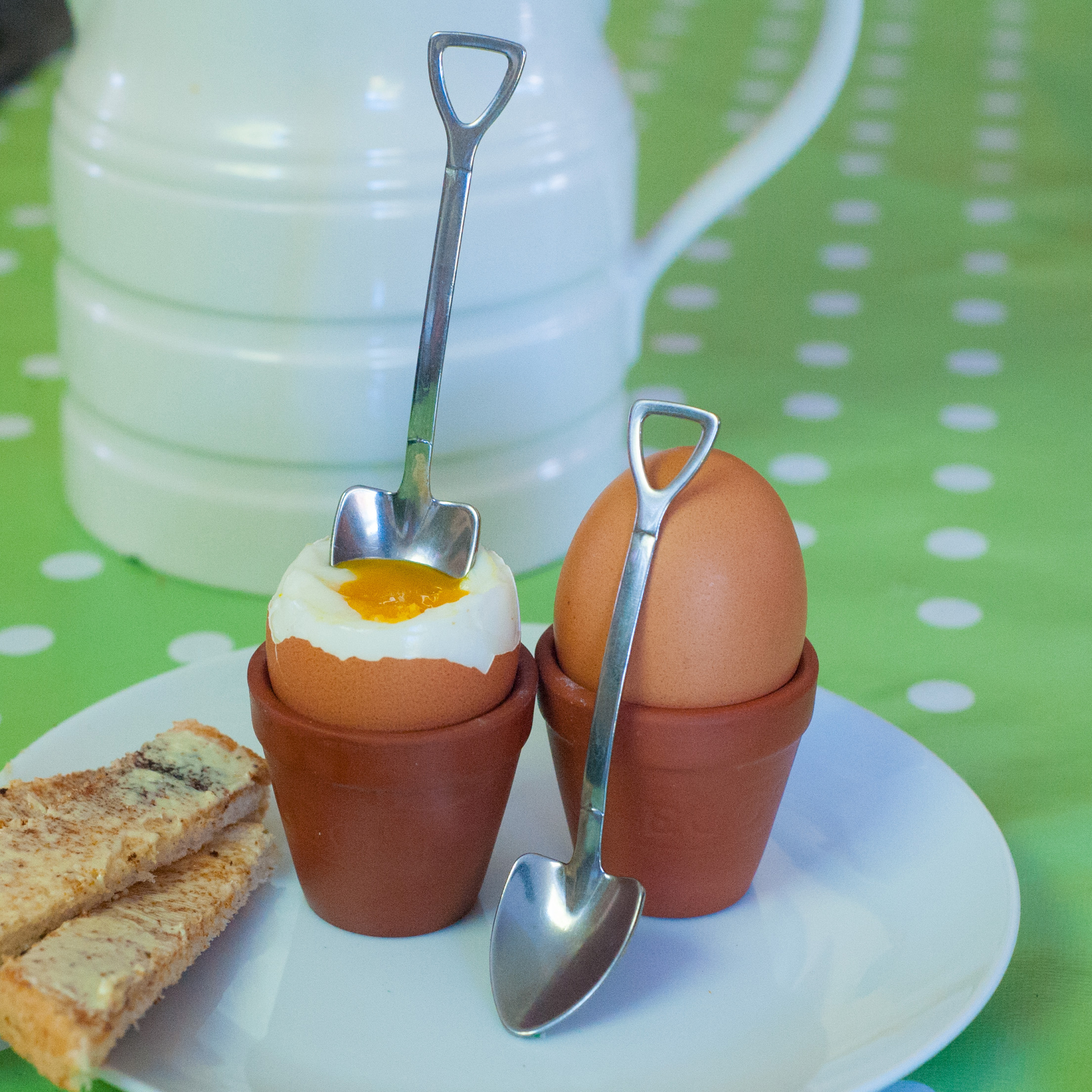 Breakfast for gardeners (Suttons/PA)
