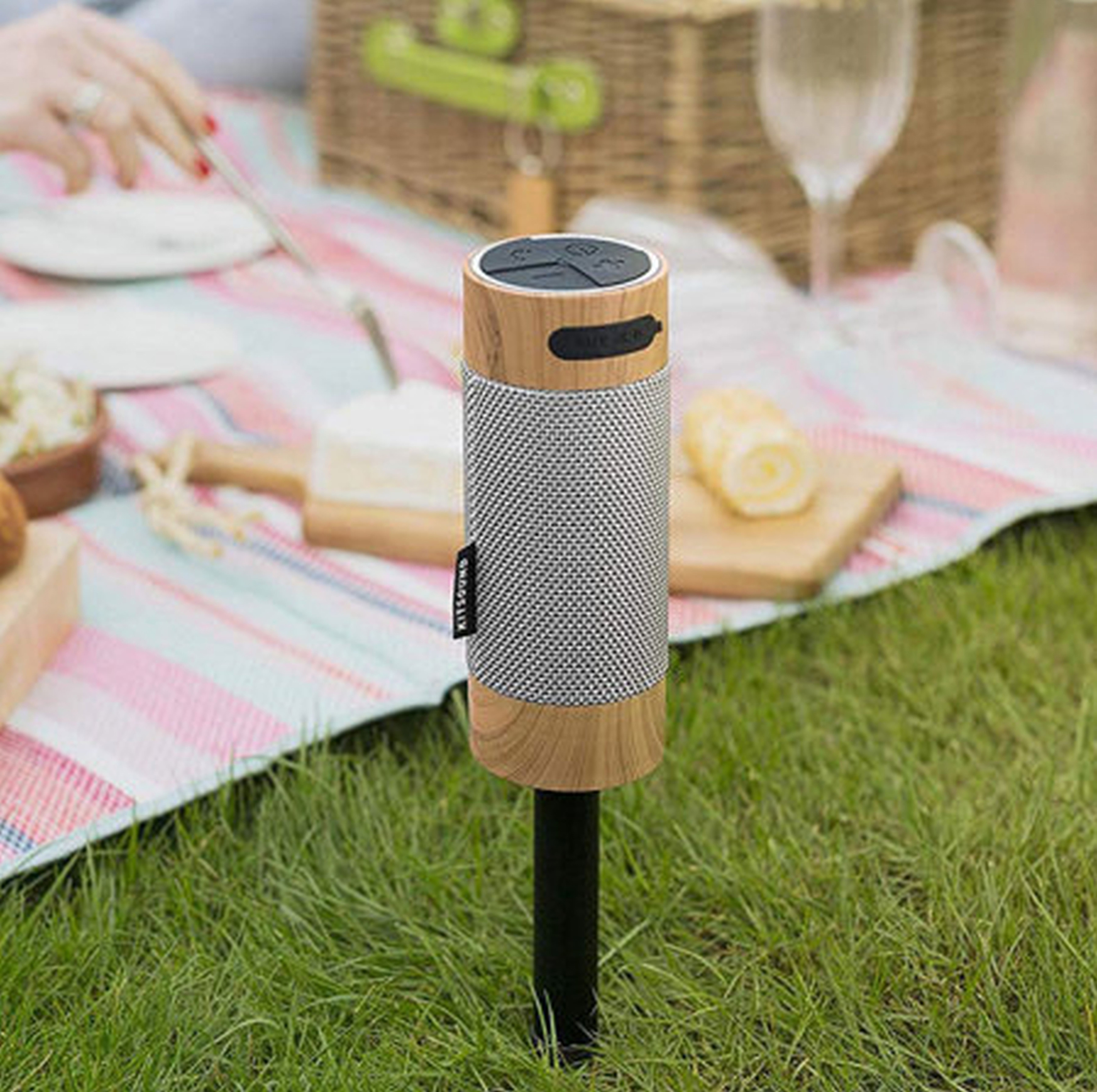 Enjoy music in your garden or on picnics (Amazon/PA)