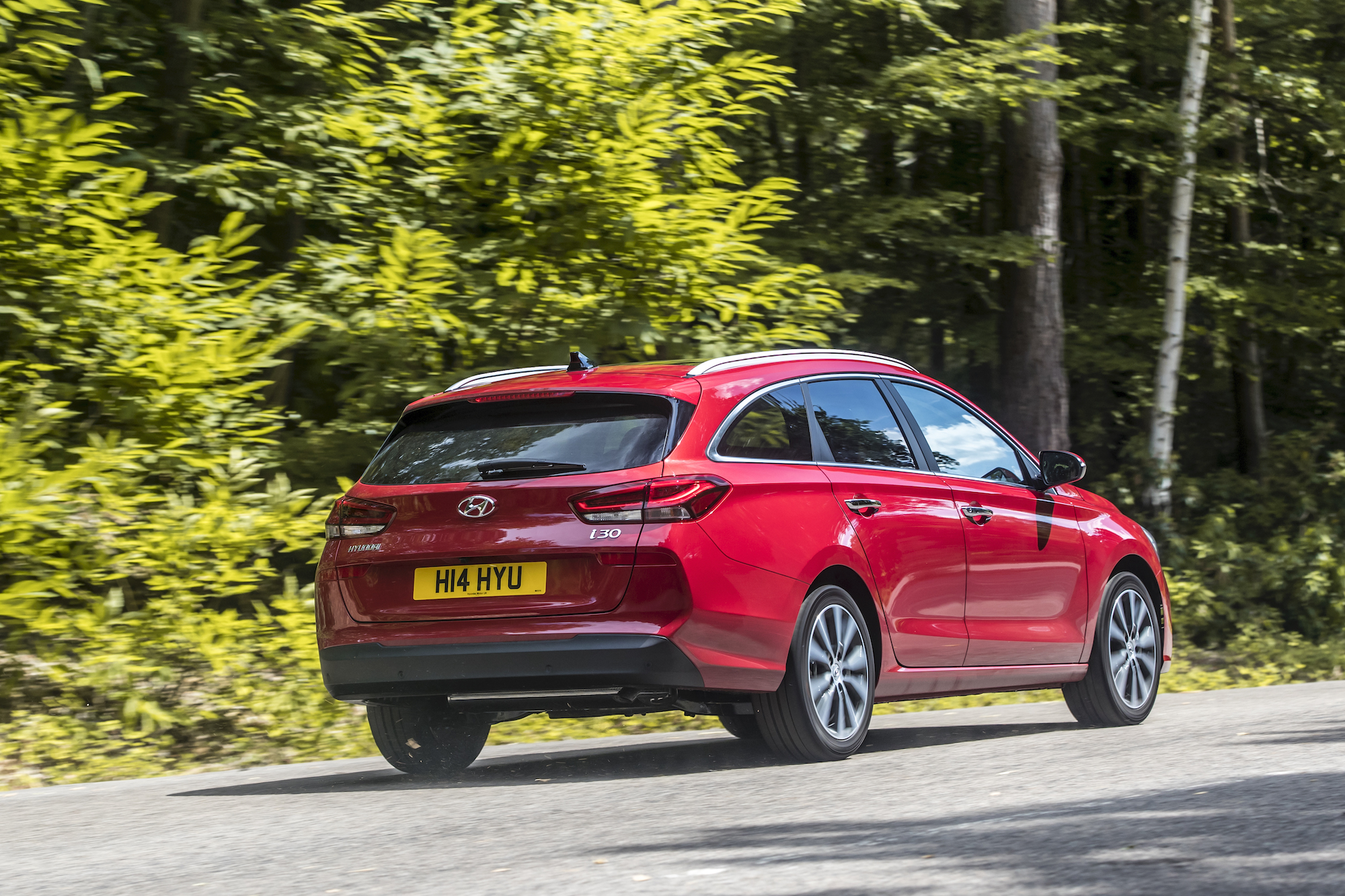 The Tourer models offers more practicality than the regular hatch