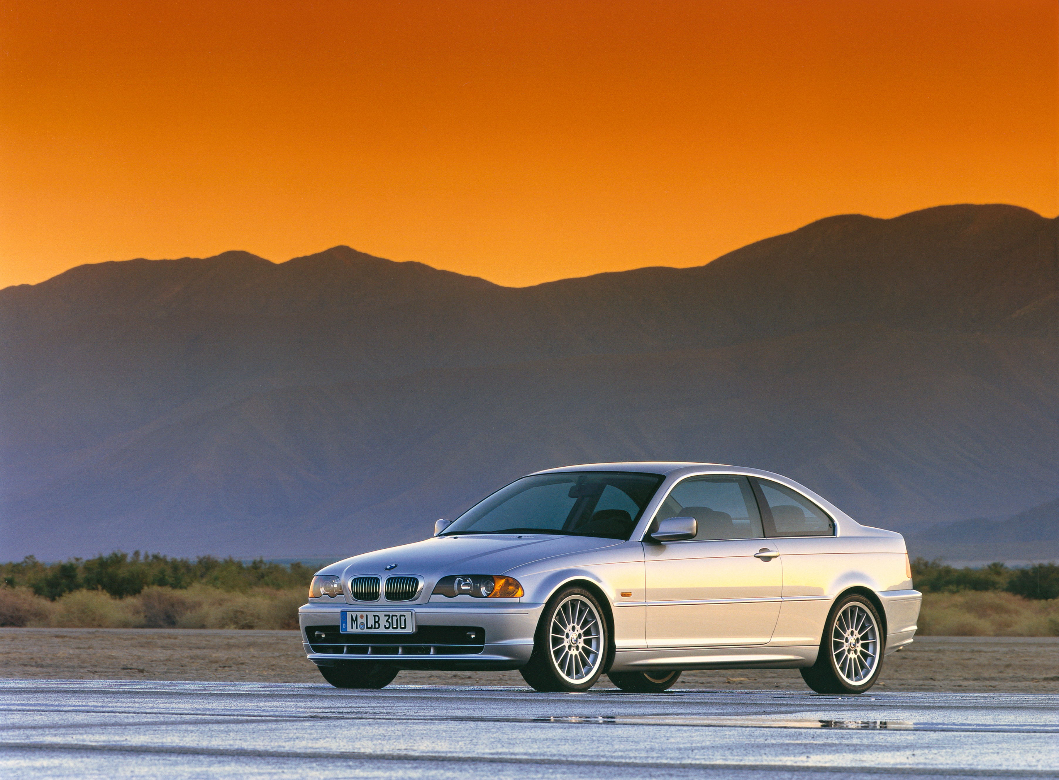 The original E46 was a breakthrough in design
