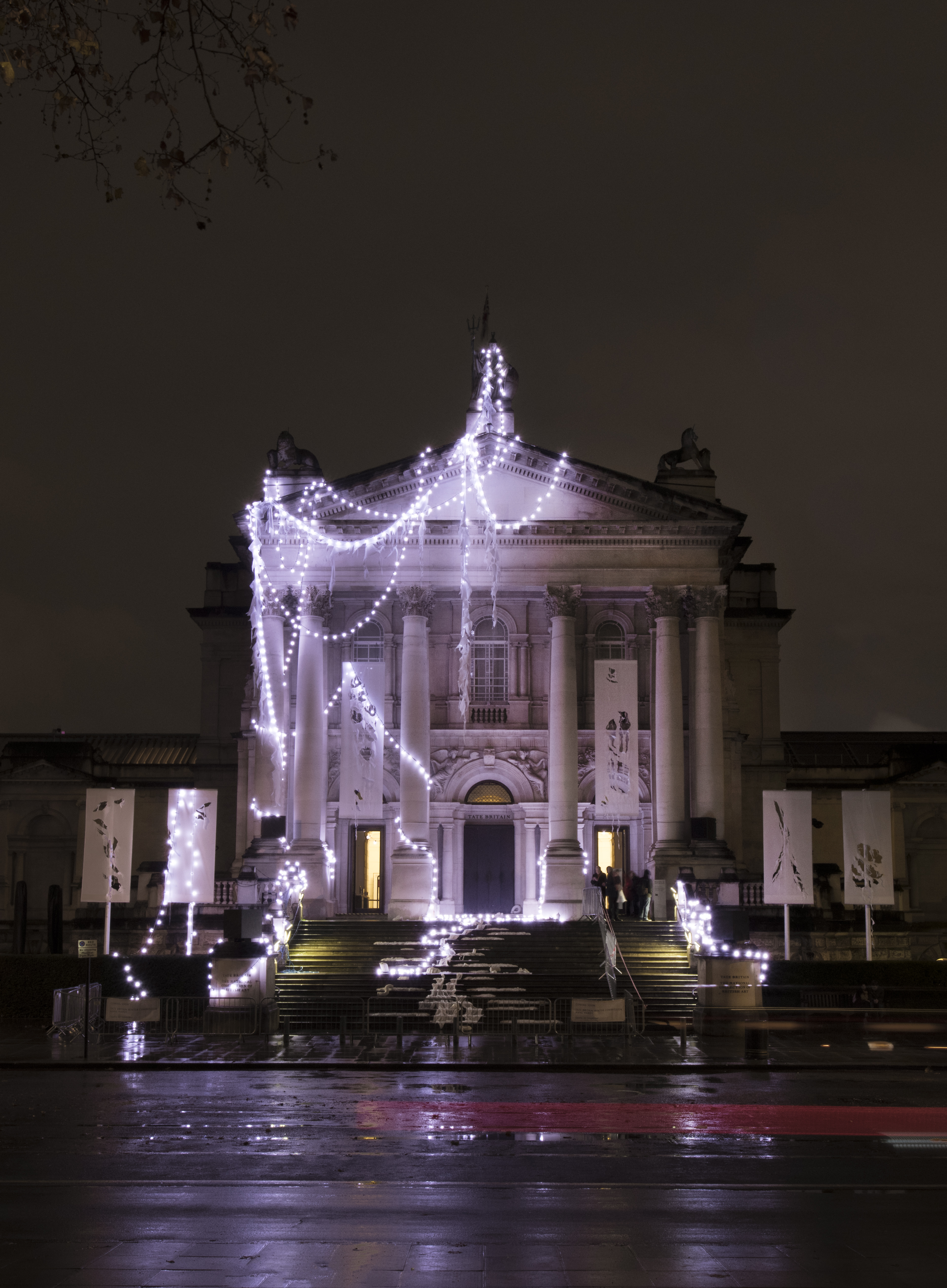 Tate Britain's Winter Commission