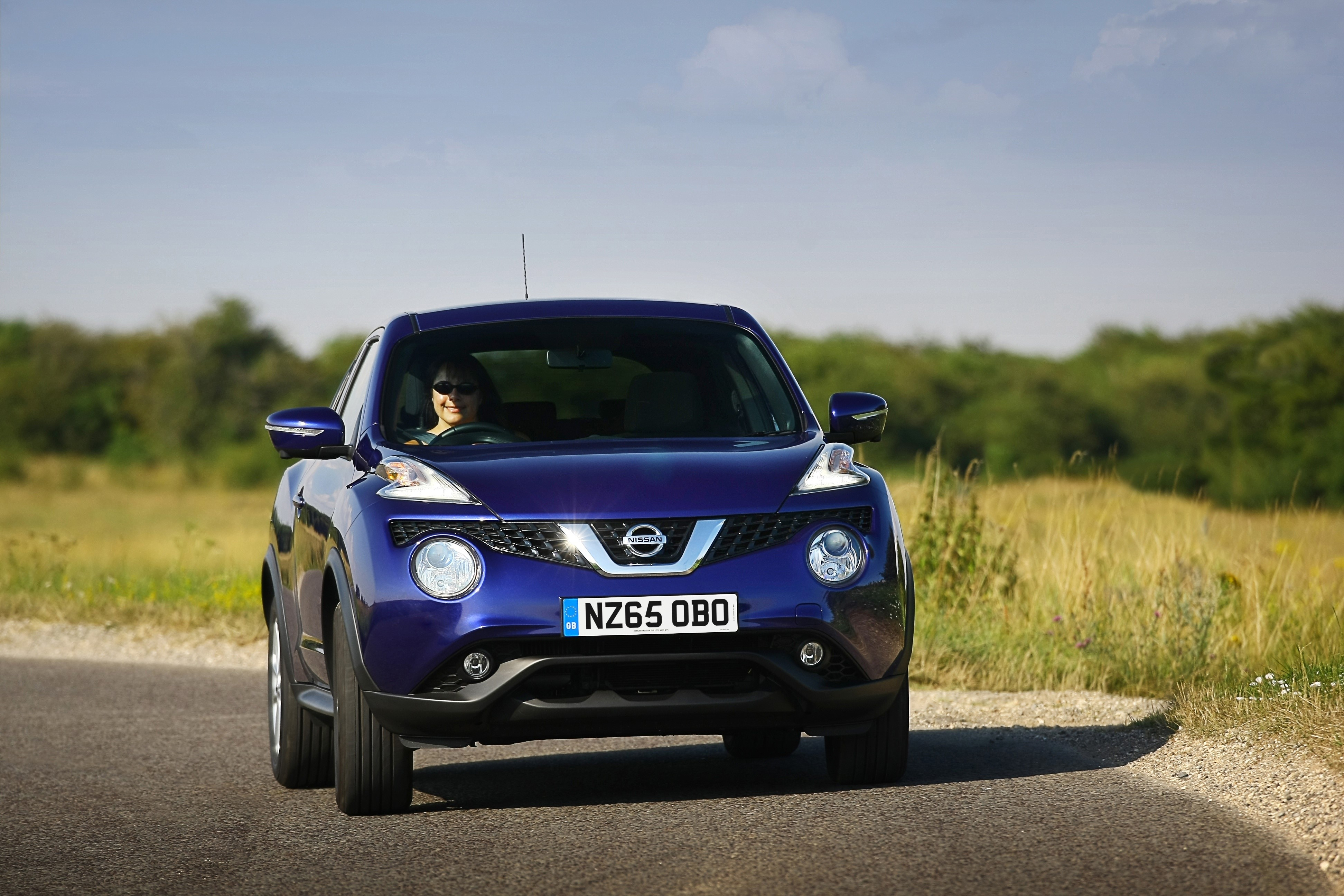 The Juke was one of the earliest crossover options