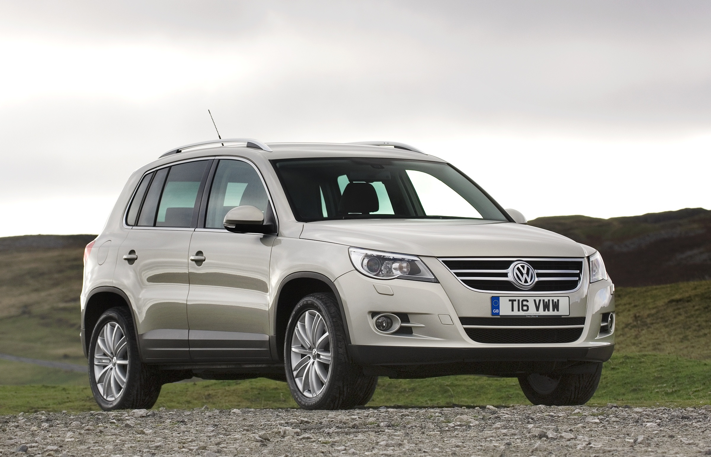 Volkswagen's Tiguan is solidly made and good to drive