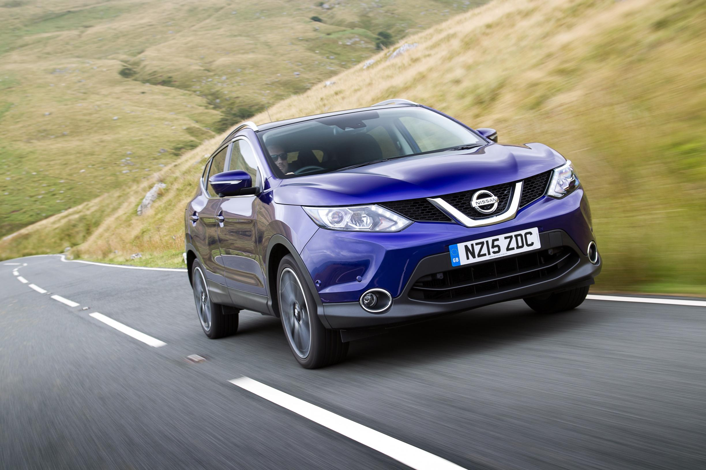 The Qashqai has proved immensely popular in the UK