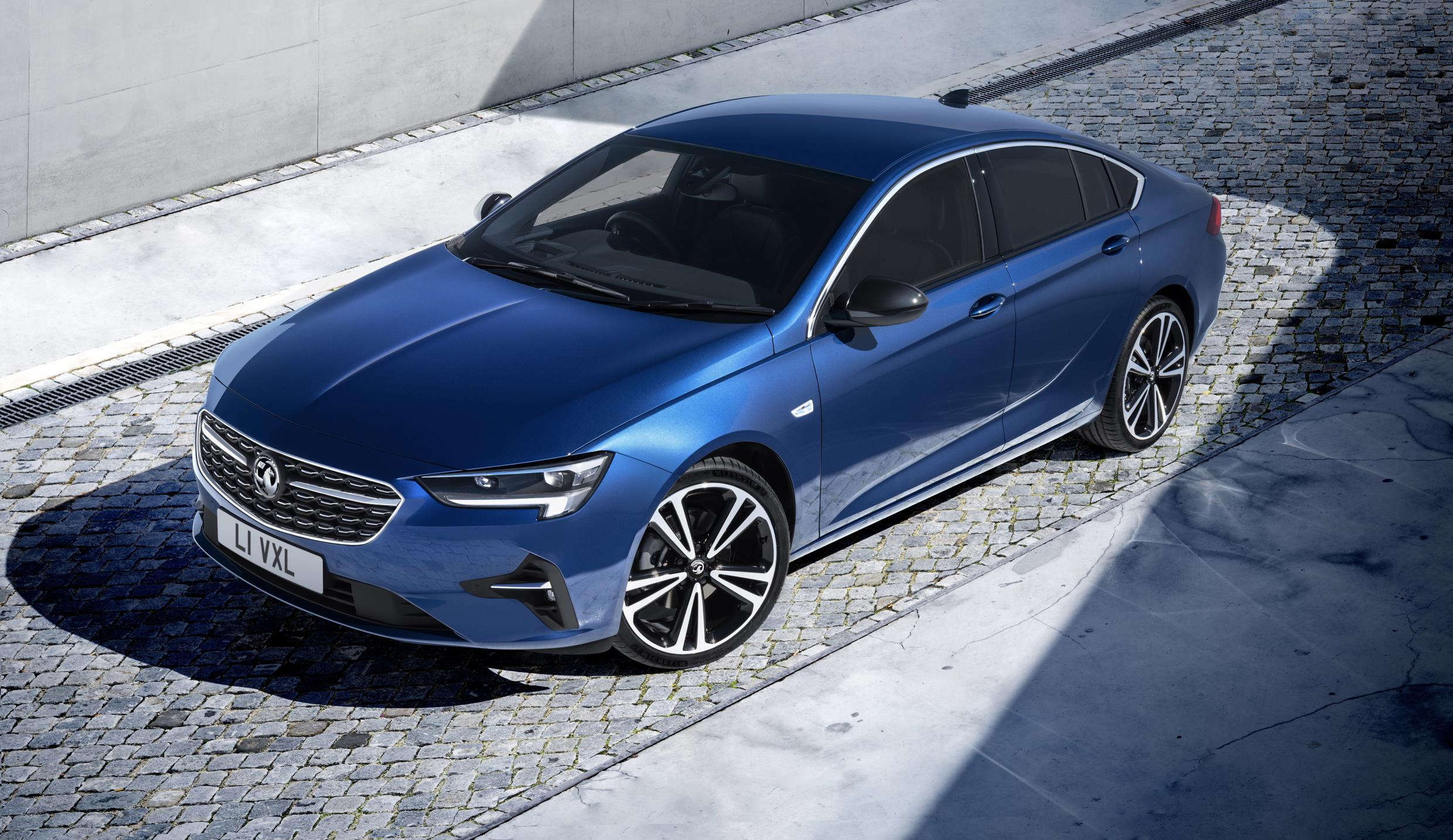 The new Insignia has more in-car tech than before