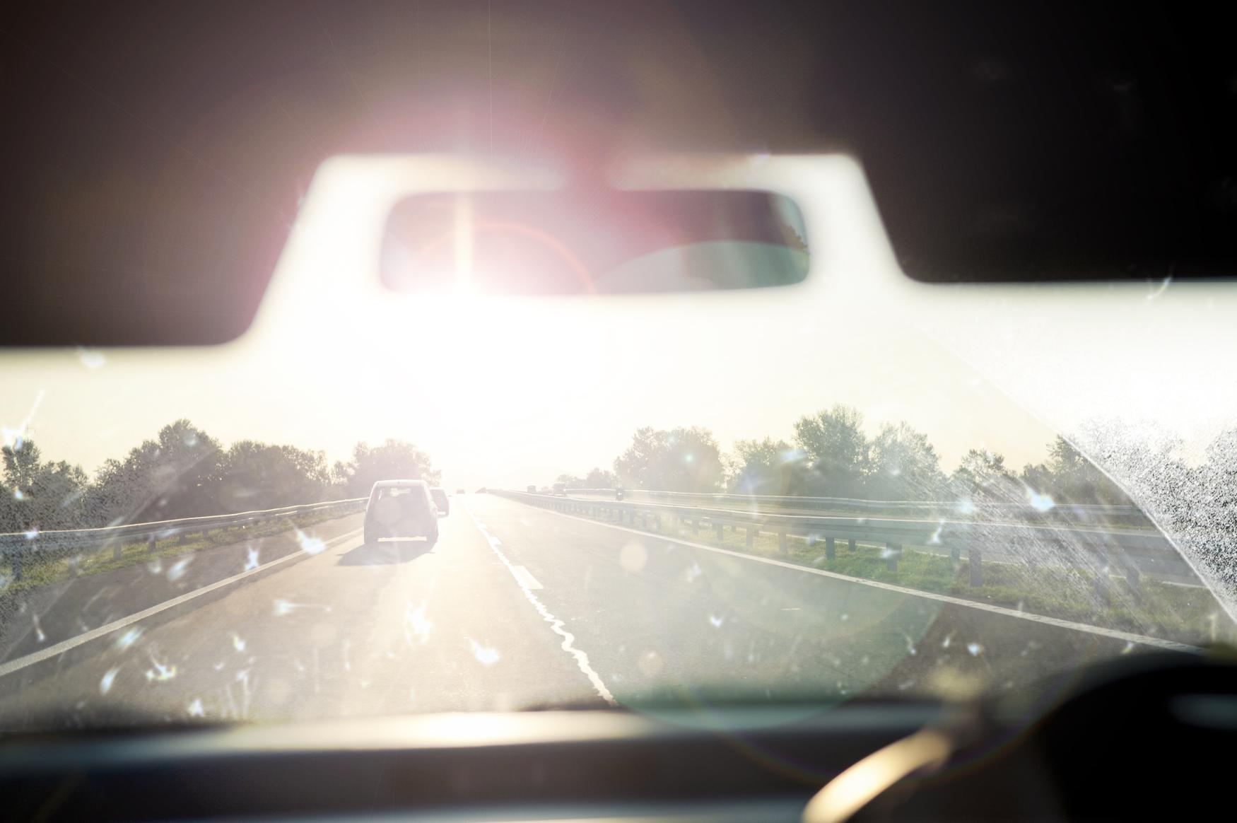 Streaky windows can be a common nuisance during winter