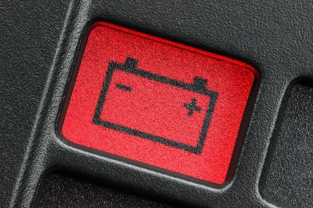 Cold weather can drastically affect a battery