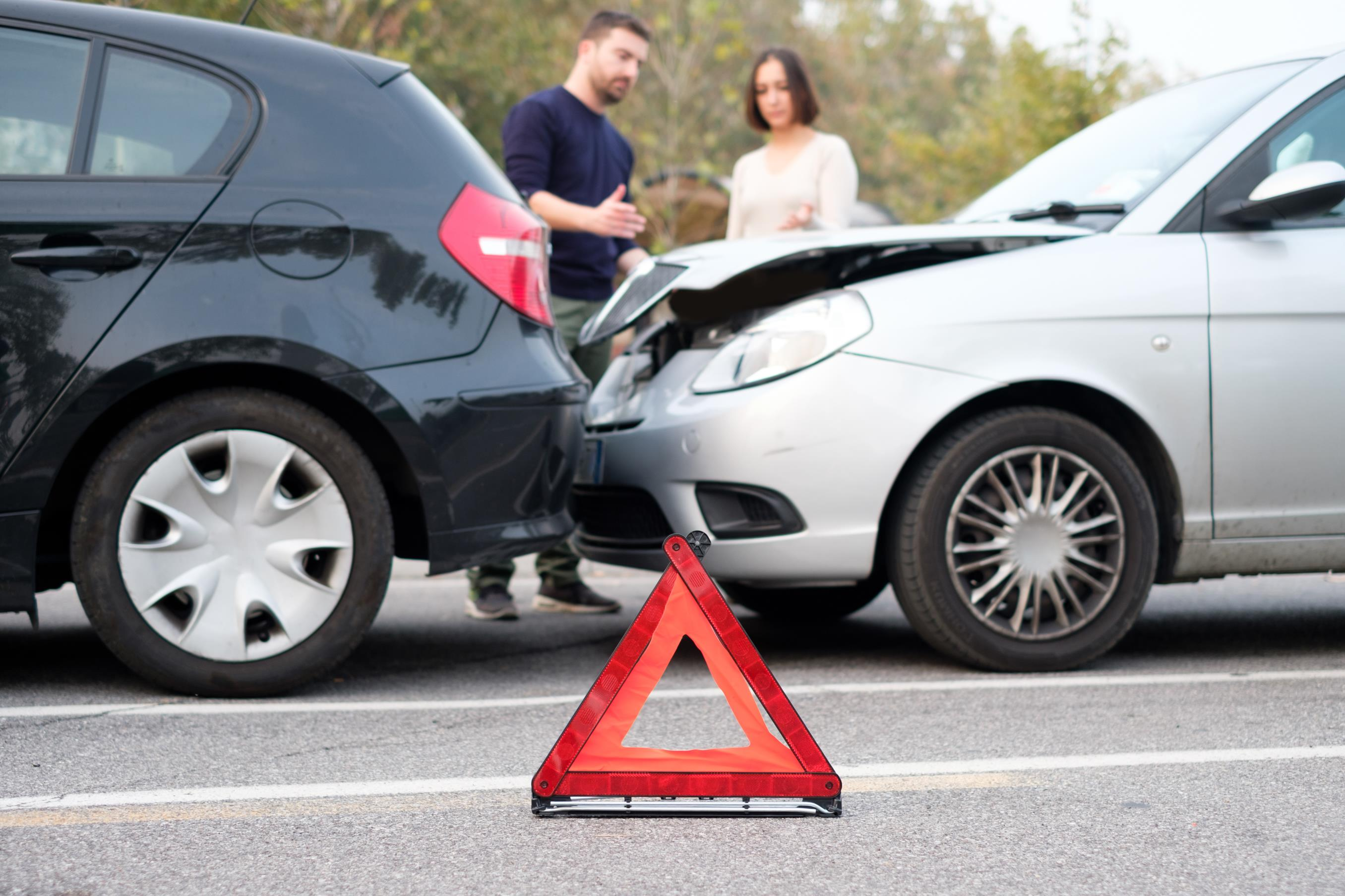 An accident needs to be reported to insurance providers, no matter how small