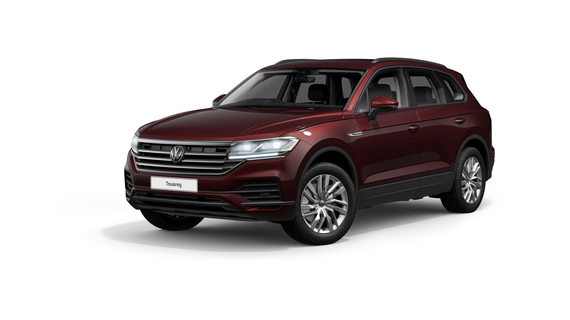 The new Touareg SE enters the range as the base option
