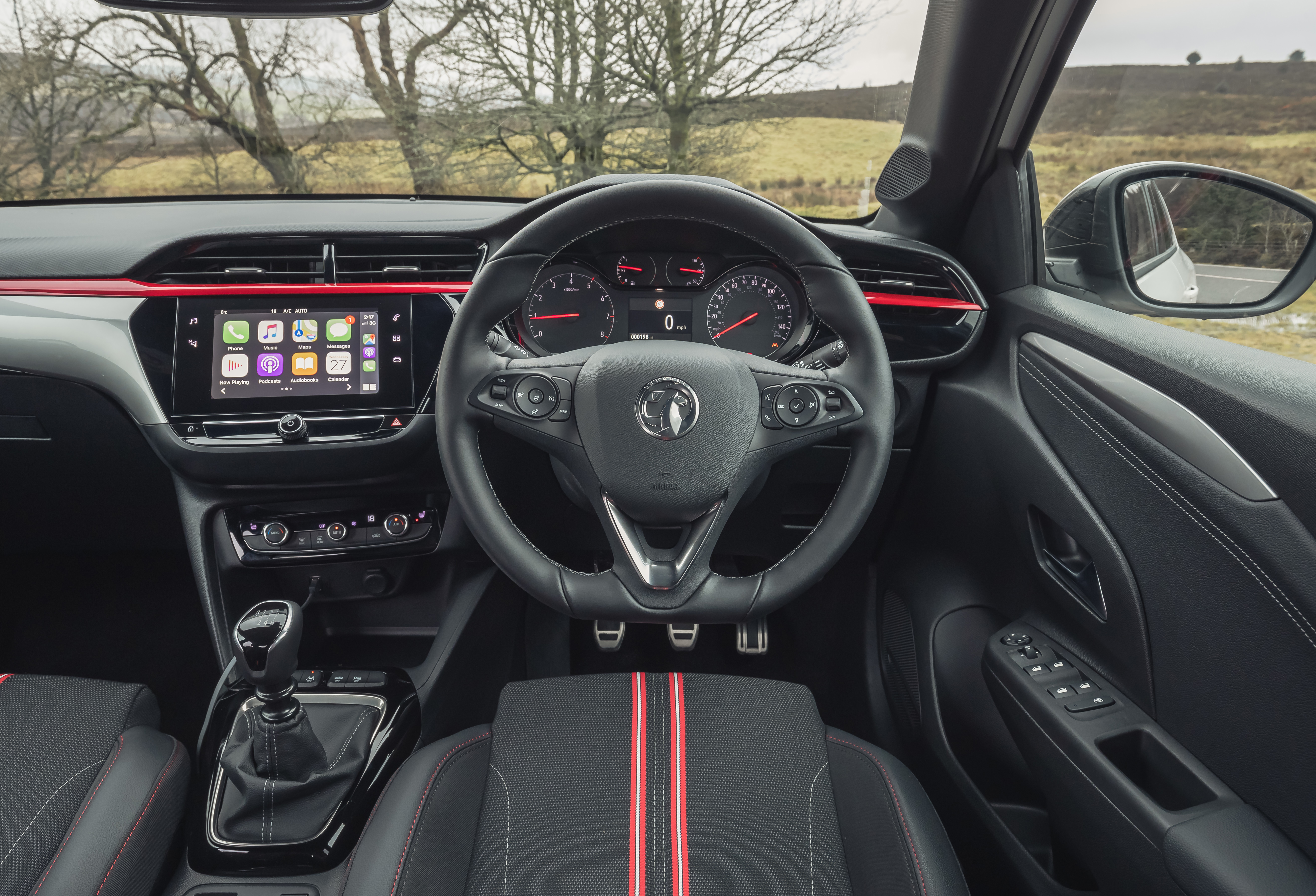 The Corsa's interior has been greatly improved