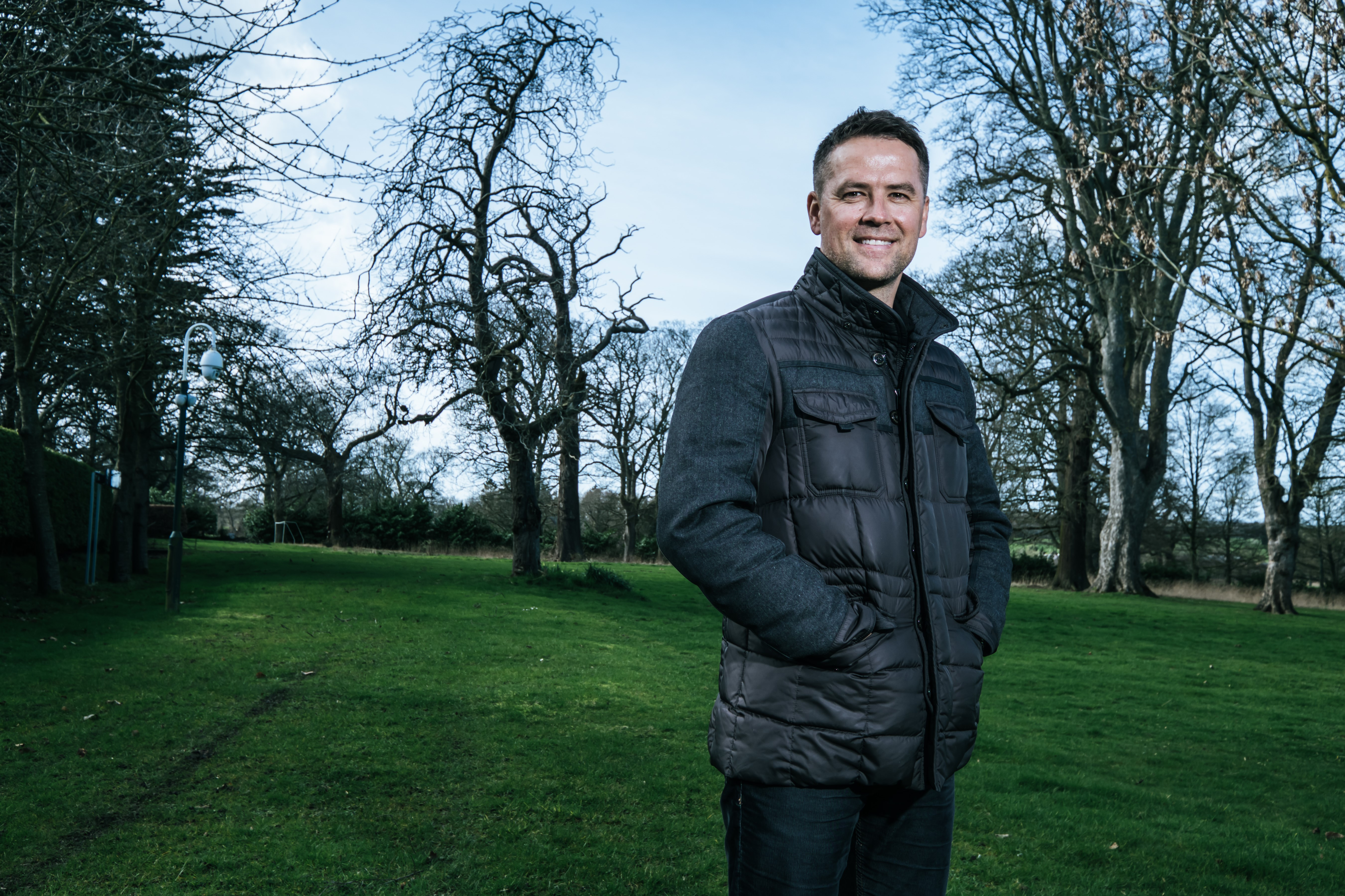 Former Liverpool and England striker Michael Owen is thriving in retirement but he knows contemporaries who are not.