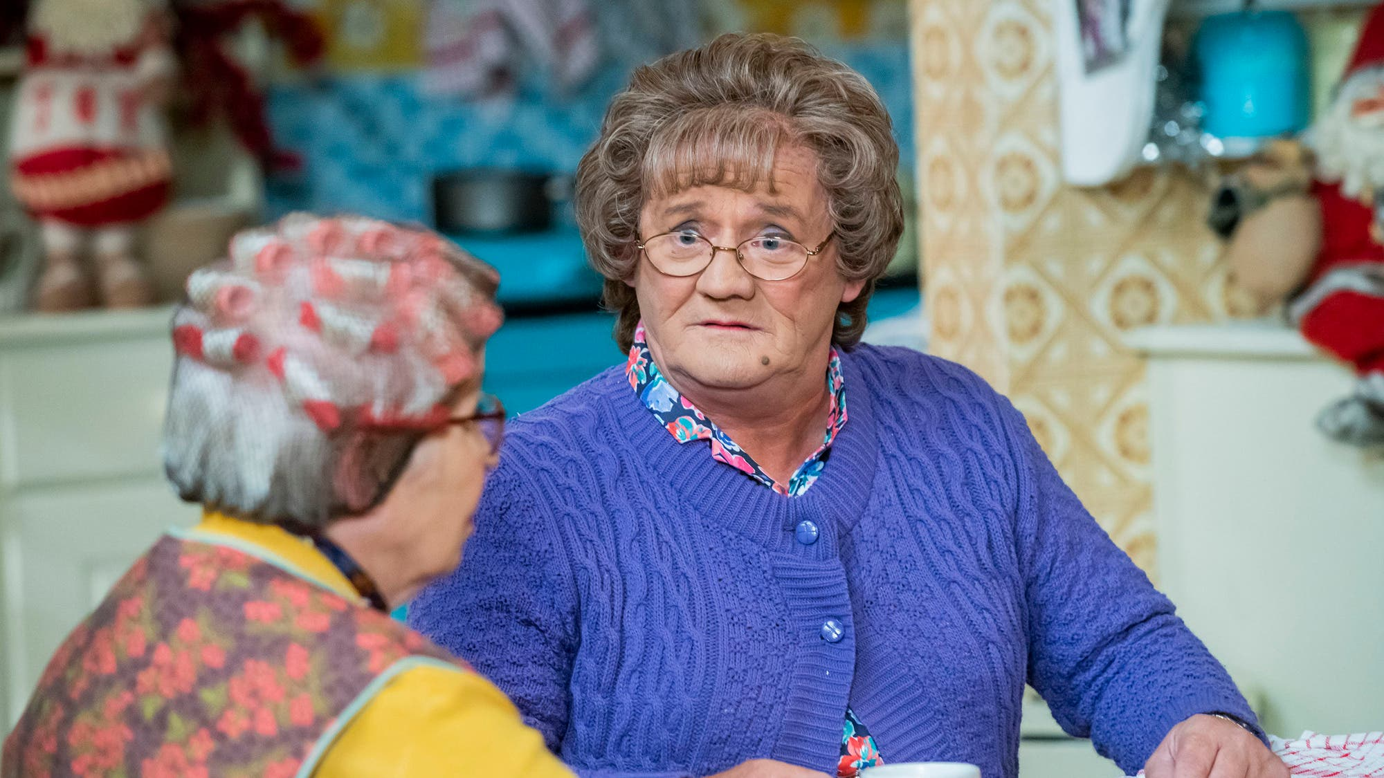 Mrs Brown's Boys Christmas and New Year Special