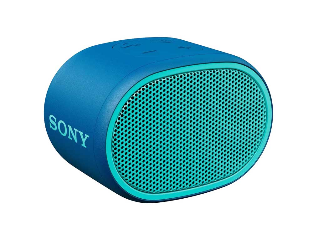 Sony's SRS-XB01 bluetooth speaker