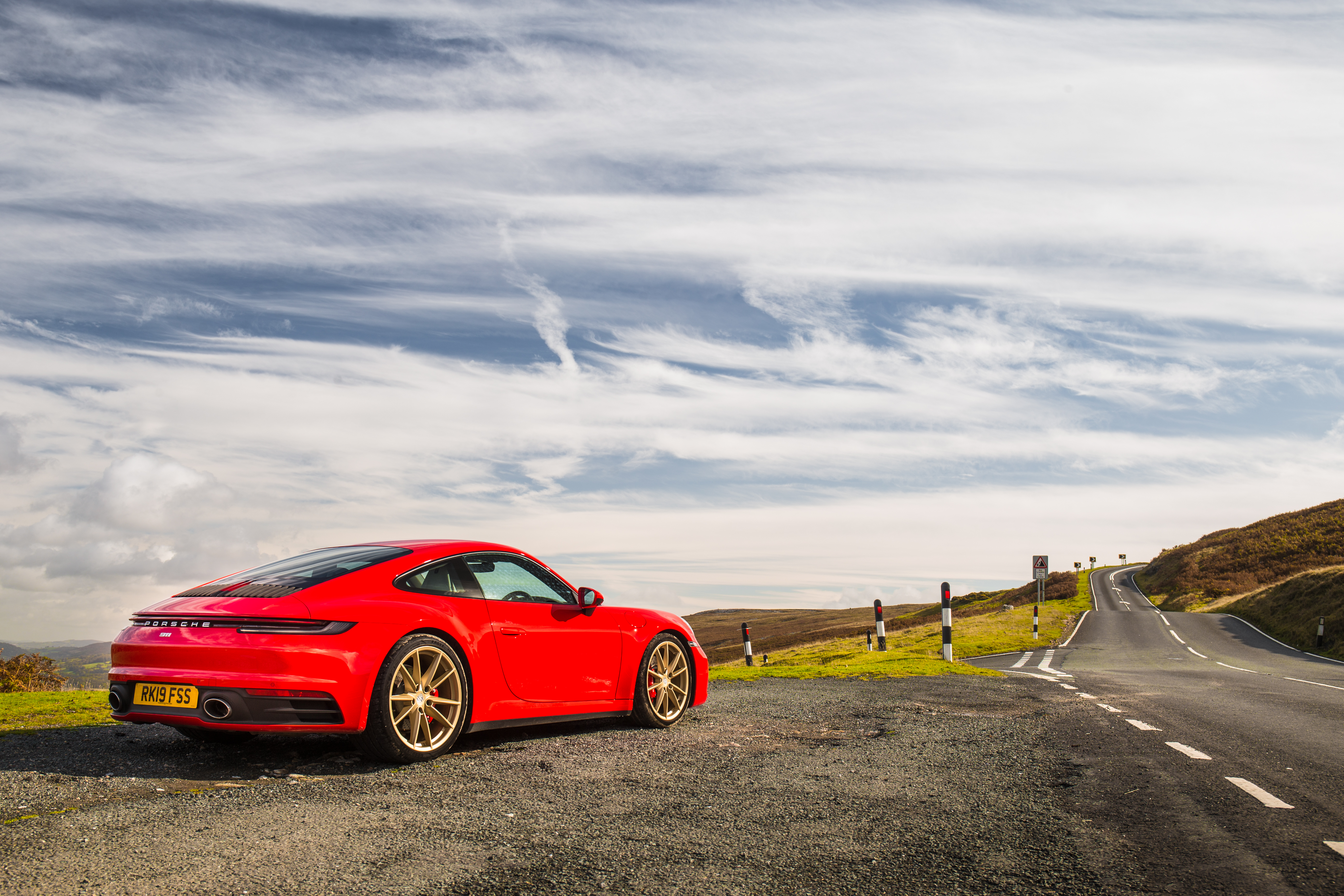 The 992 generation car gets more tech than ever