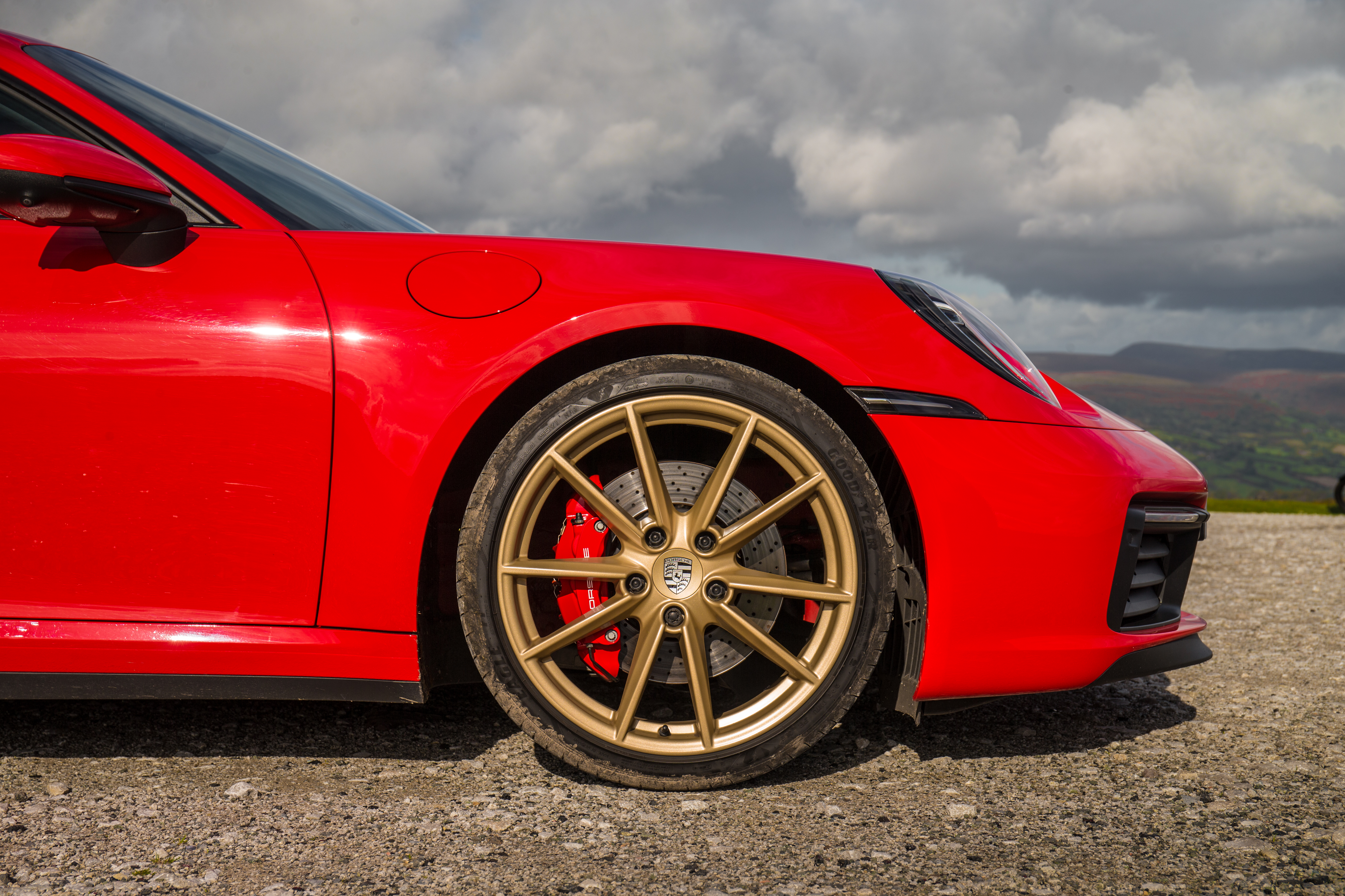 Bronze alloys help the car to stand out