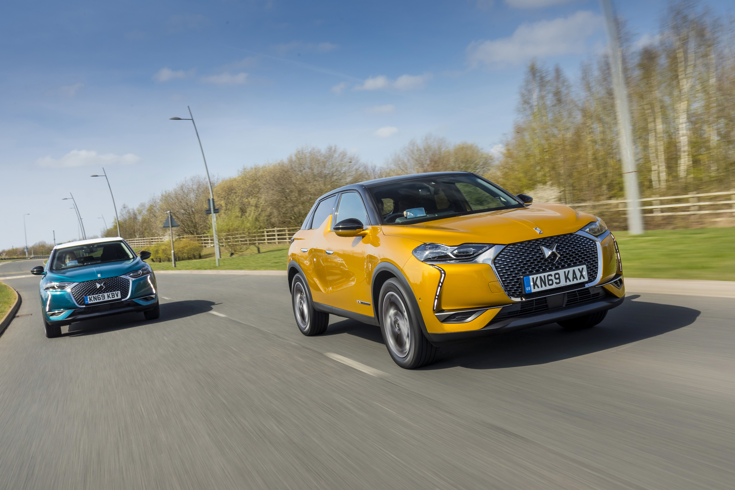The Crossback is a beefed-up version of the DS3