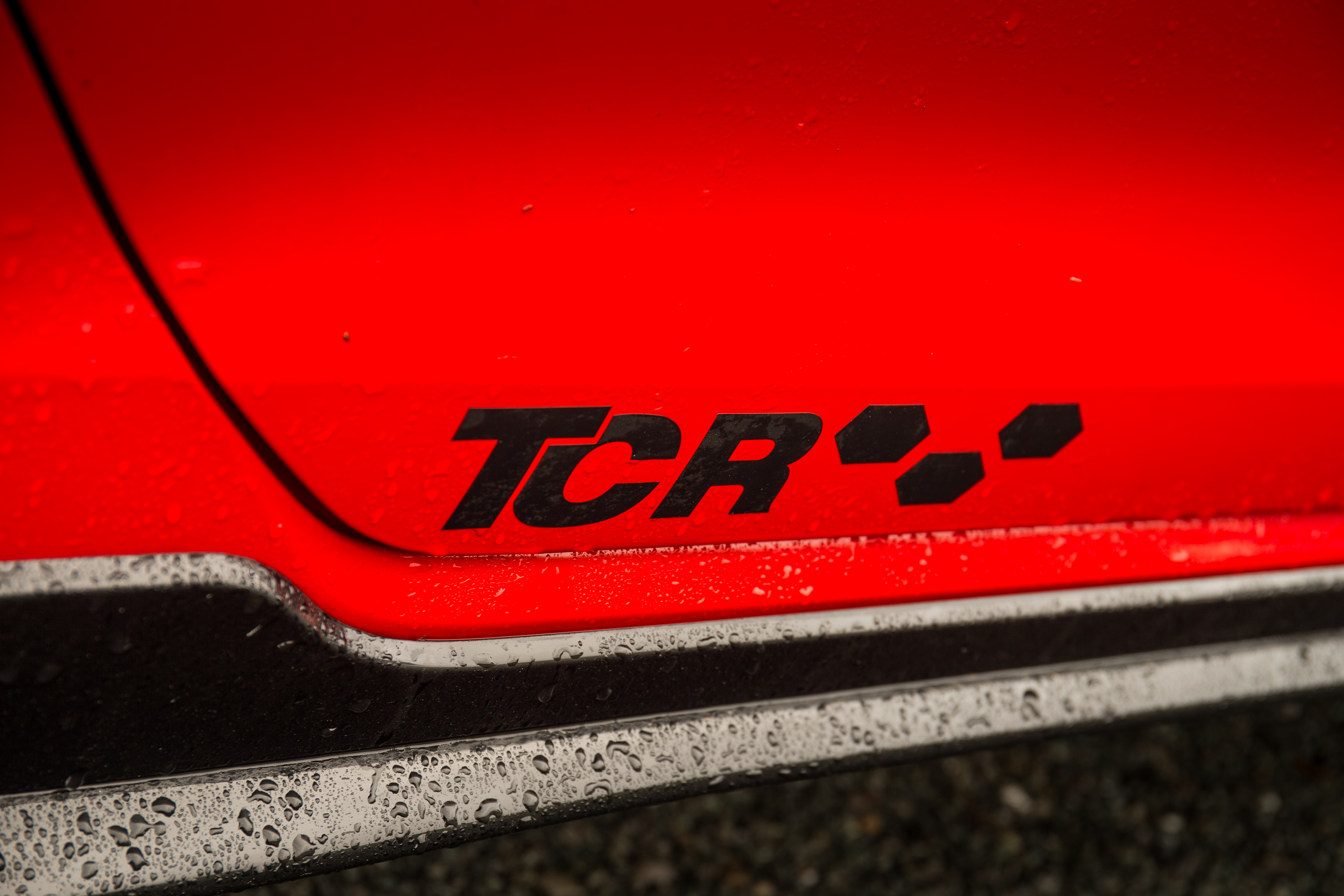 The TCR is a last-hurrah model of the GTI