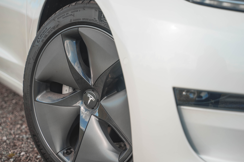 Aero wheels help to reduce drag