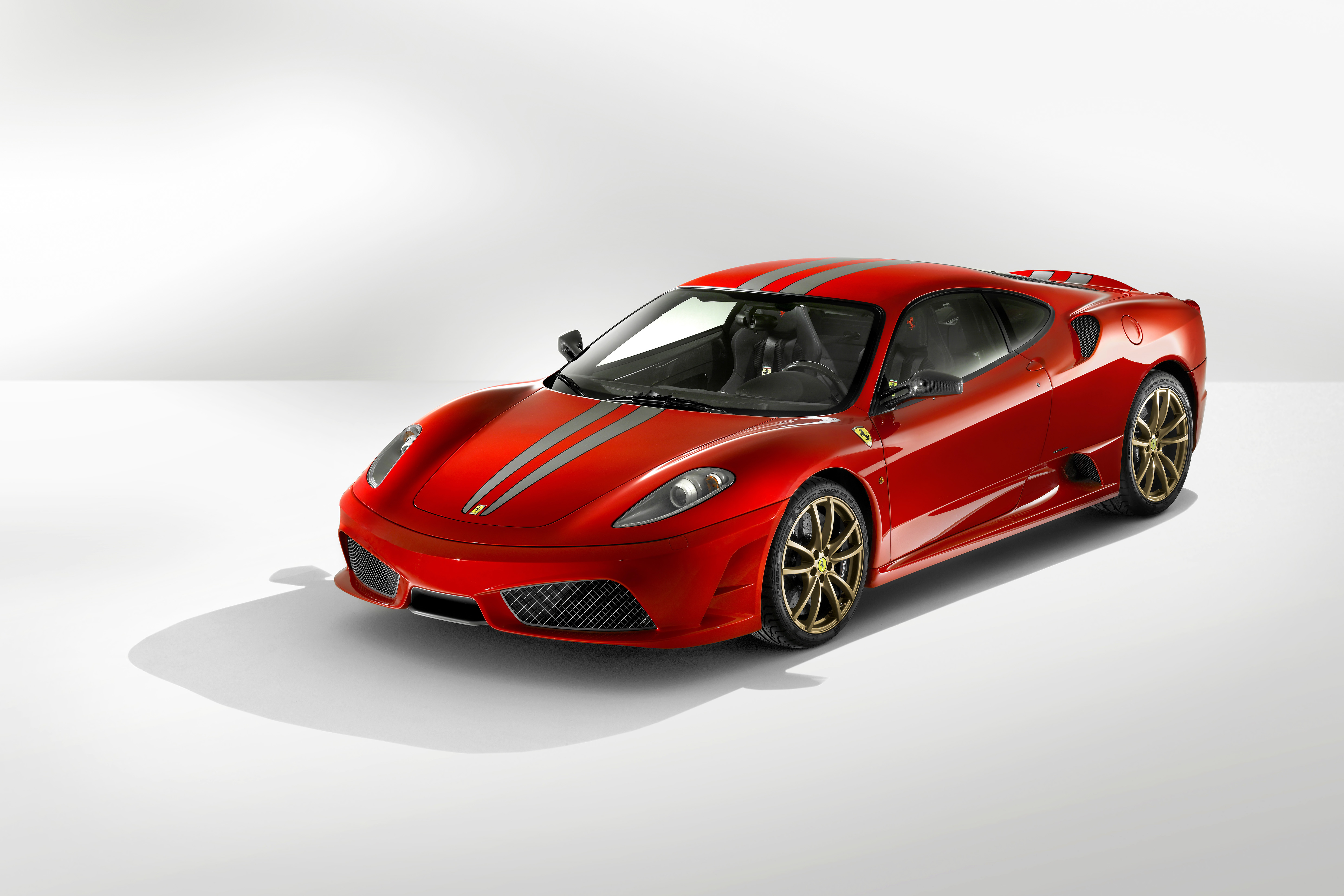 The 430 Scuderia was stripped-back for better performance